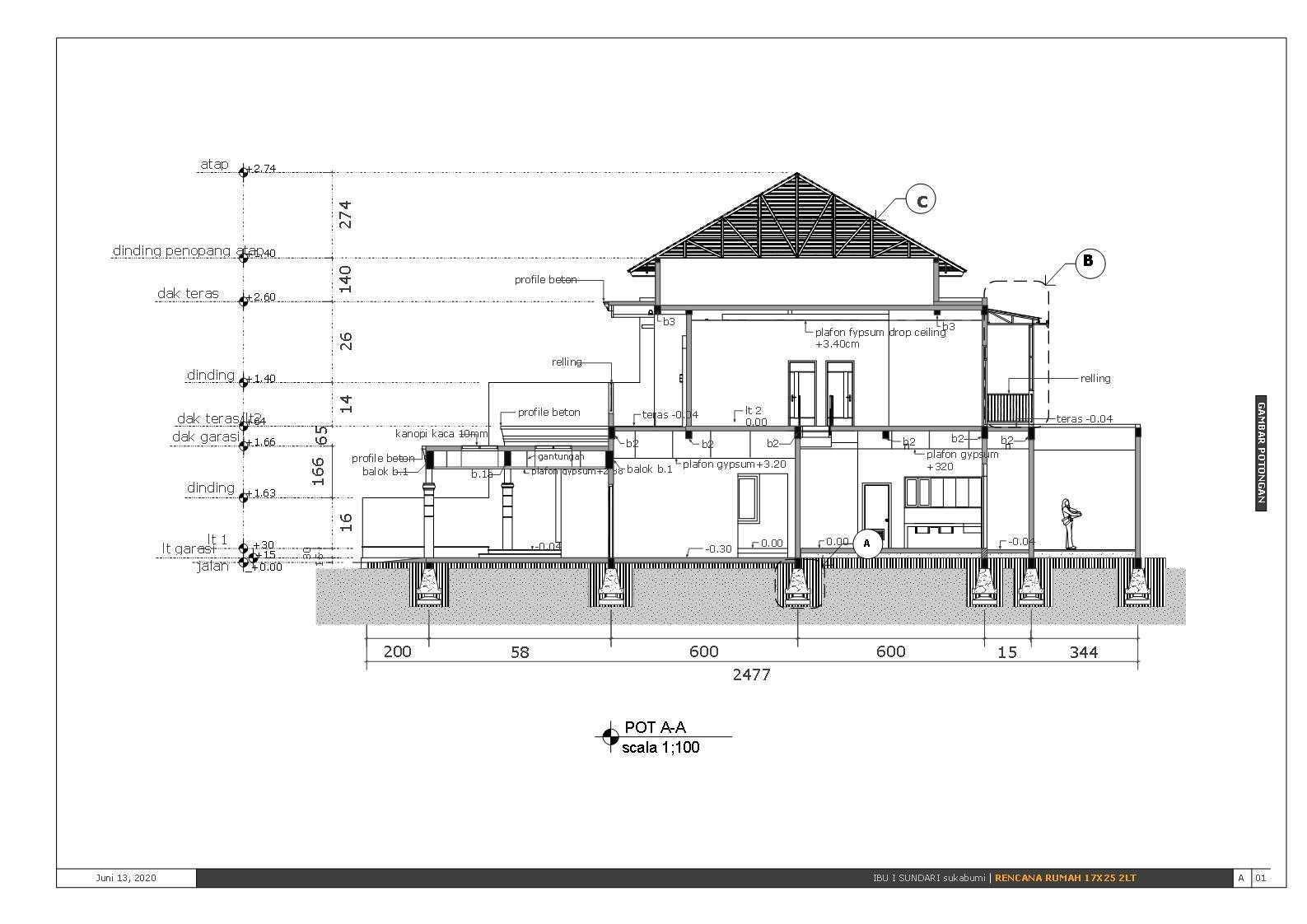 Iyan_Design Rumah Bapak Andi Palembang, Kota Palembang, Sumatera Selatan, Indonesia Palembang, Kota Palembang, Sumatera Selatan, Indonesia Iyandesign-Rumah-Bapak-Andi  94781