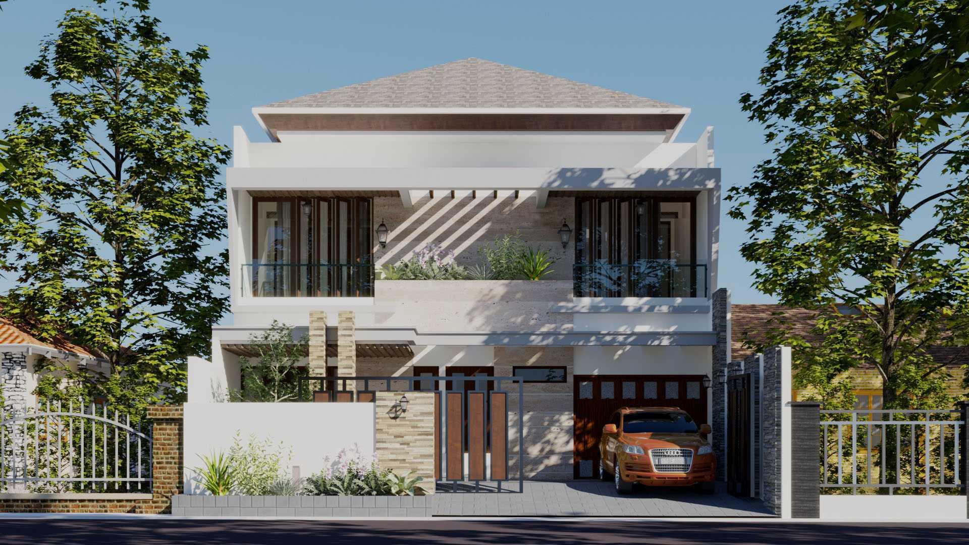 Jasa Design and Build DiArsitekin di Tegal