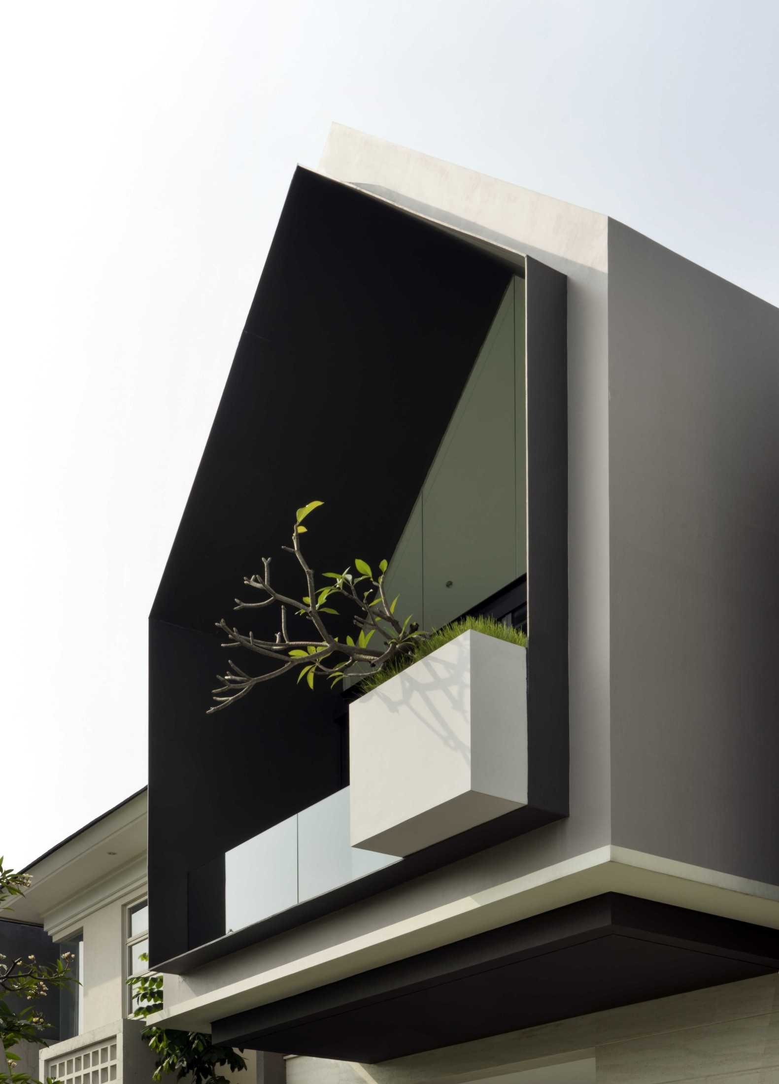 Simple Projects Architecture 'hhh' House Surabaya, Kota Sby, Jawa Timur, Indonesia  Simple-Projects-Architecture-Hhh-House  75045