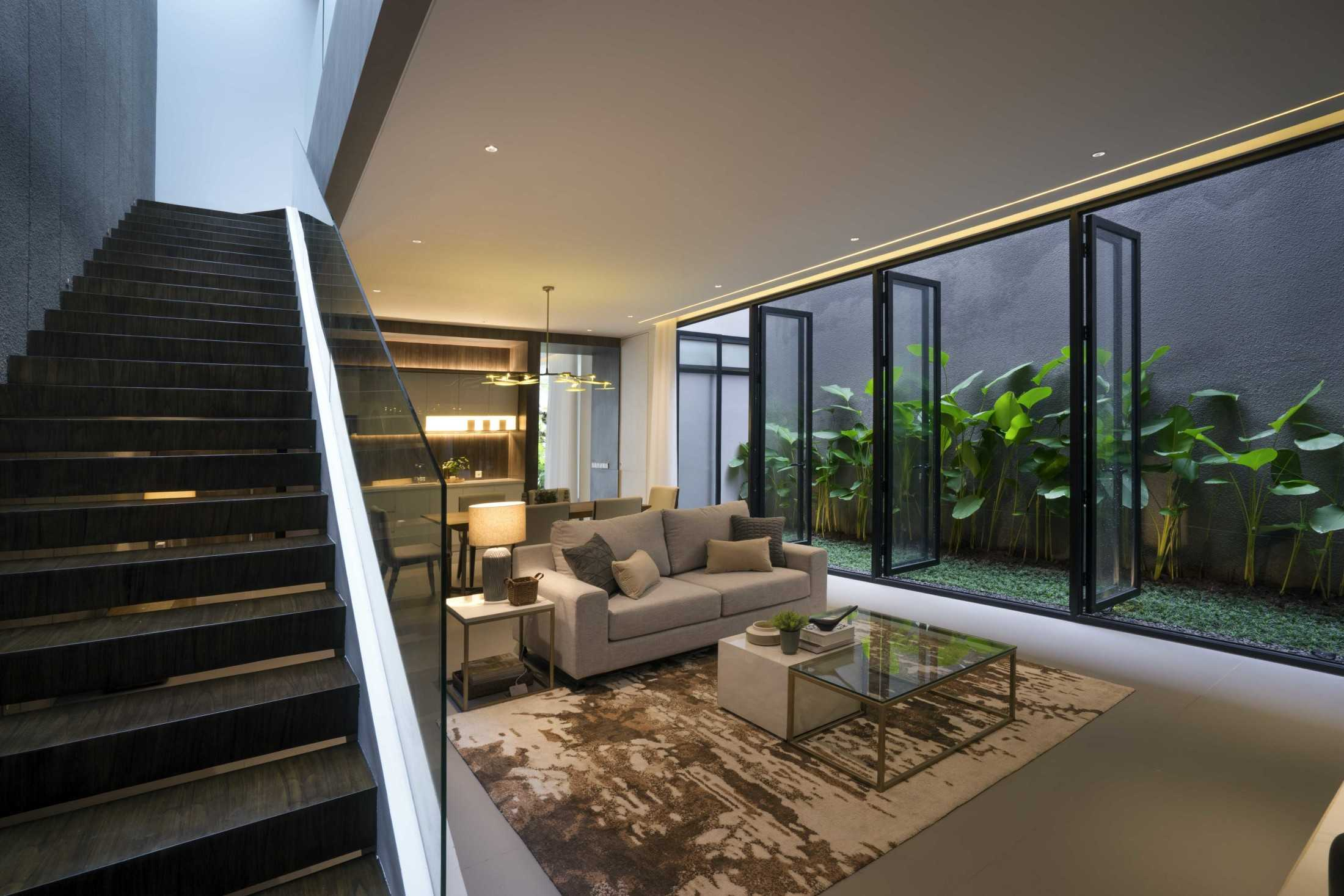 Simple Projects Architecture 'hhh' House Surabaya, Kota Sby, Jawa Timur, Indonesia  Simple-Projects-Architecture-Hhh-House  75069