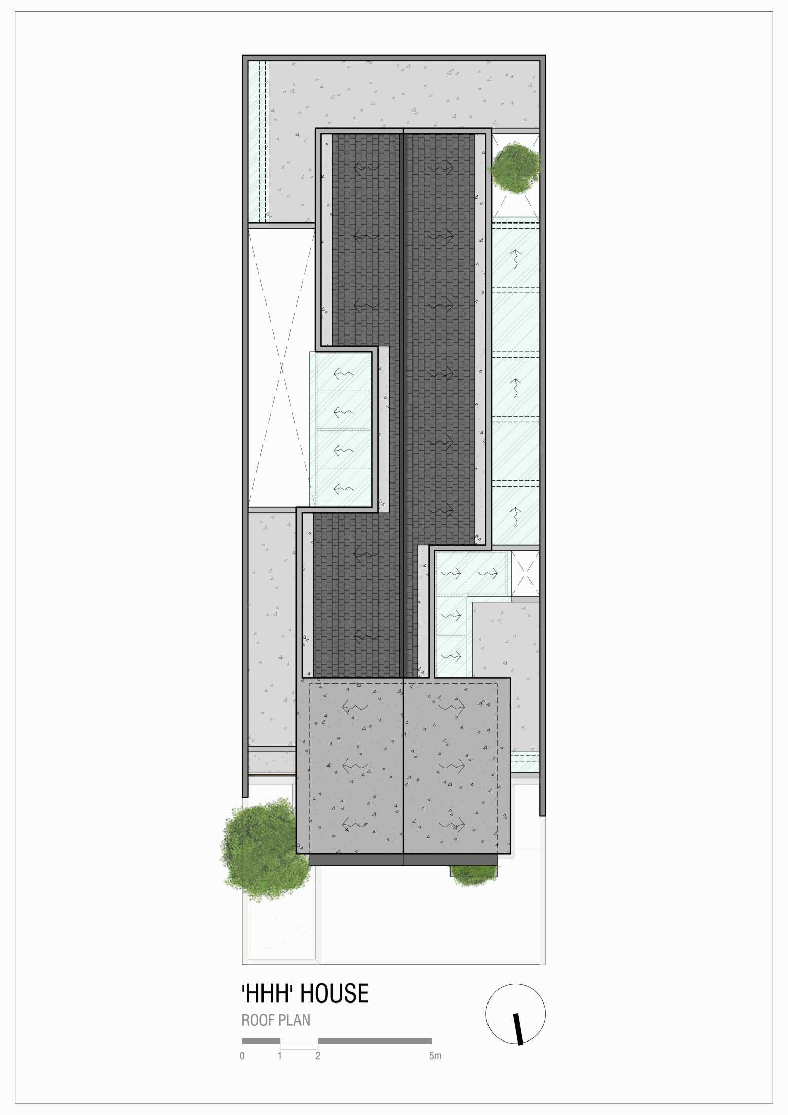 Simple Projects Architecture 'hhh' House Surabaya, Kota Sby, Jawa Timur, Indonesia  Simple-Projects-Architecture-Hhh-House  75097