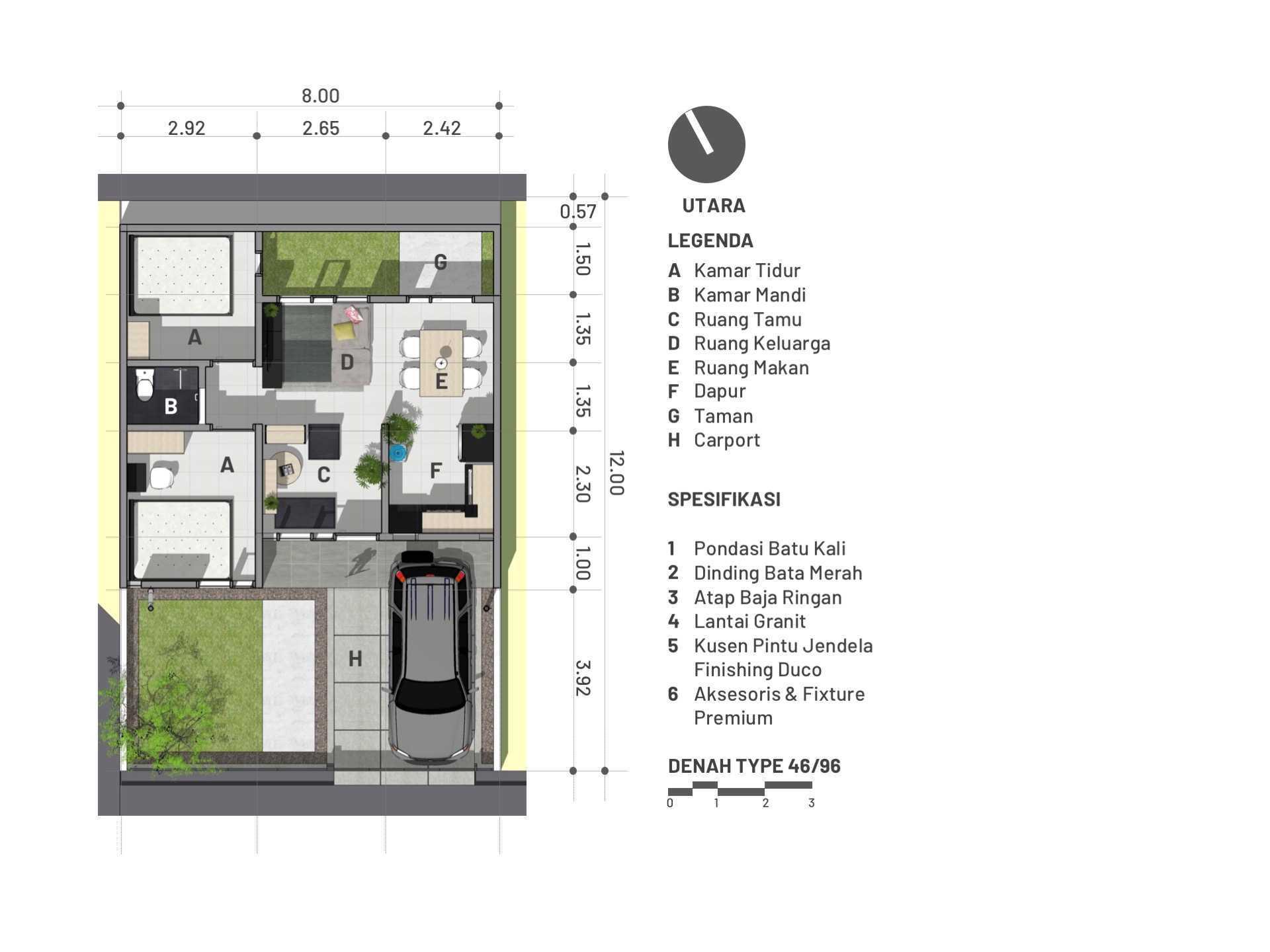 Mid Works Gmw House Jatihandap, Kec. Mandalajati, Kota Bandung, Jawa Barat, Indonesia Jatihandap, Kec. Mandalajati, Kota Bandung, Jawa Barat, Indonesia Mid-Works-Gmw-House  94663