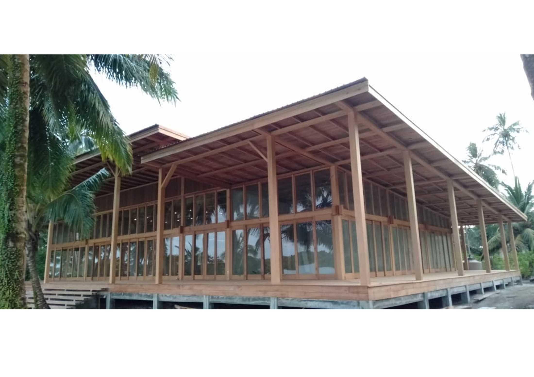 Revan Teggar Mentawai Beach House Kabupaten Kepulauan Mentawai, Sumatera Barat, Indonesia Kabupaten Kepulauan Mentawai, Sumatera Barat, Indonesia Revan-Teggar-Mentawai-Beach-House  107034