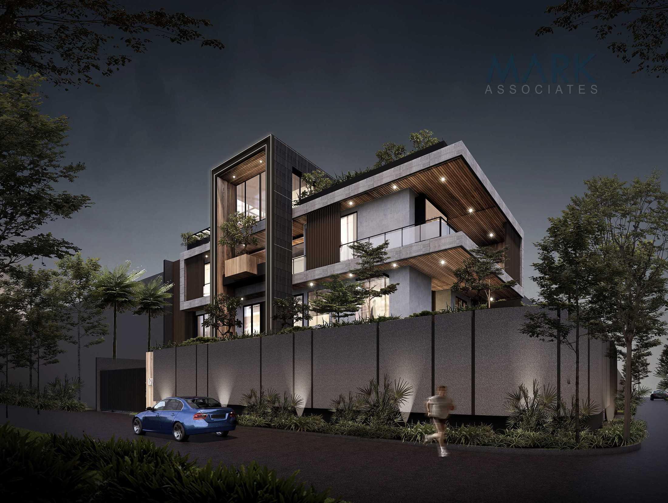 Jasa Arsitek MARK Associates di Sumatera Selatan