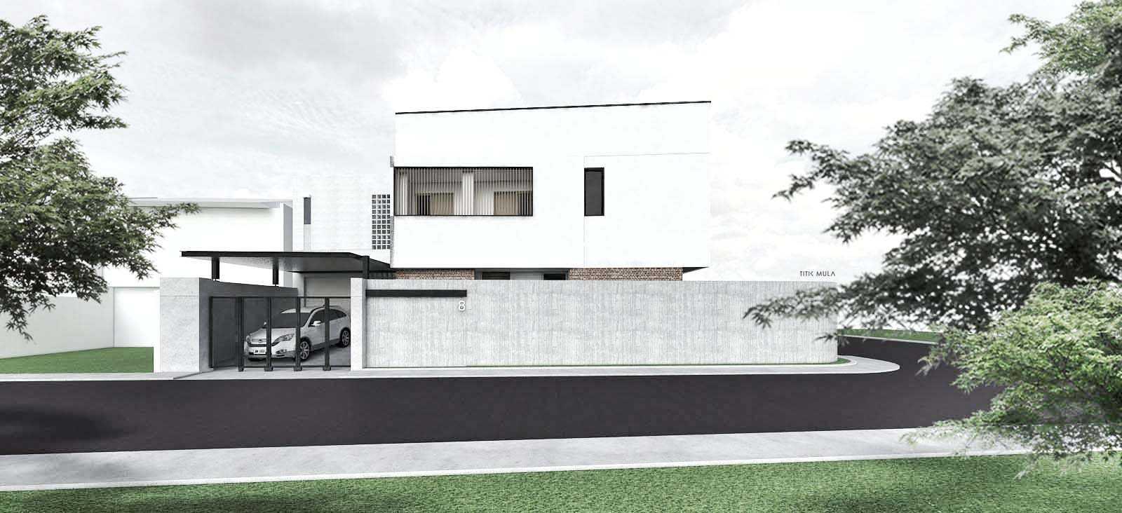 Titik Mula Architects P House Cirebon, Kota Cirebon, Jawa Barat, Indonesia Cirebon, Kota Cirebon, Jawa Barat, Indonesia Titik-Mula-Architects-P-House  96295