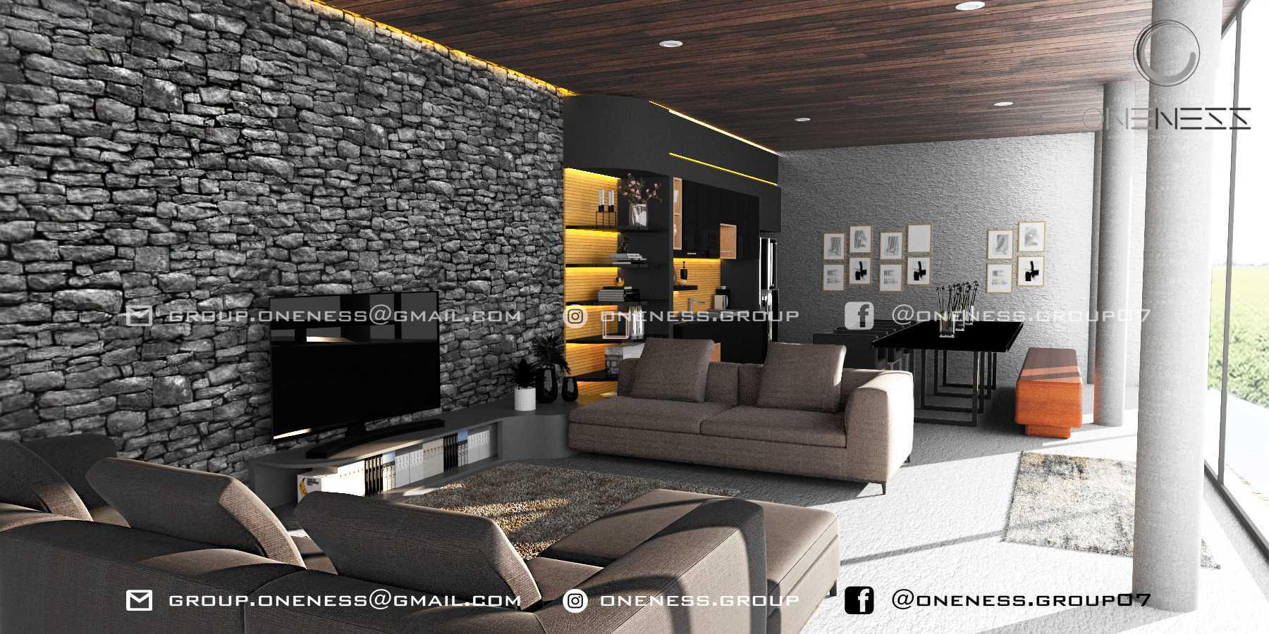 Oneness Group Villa Di Gunung Cirebon Cirebon, Kota Cirebon, Jawa Barat, Indonesia Cirebon, Kota Cirebon, Jawa Barat, Indonesia Ruang Duduk Tropical 98225