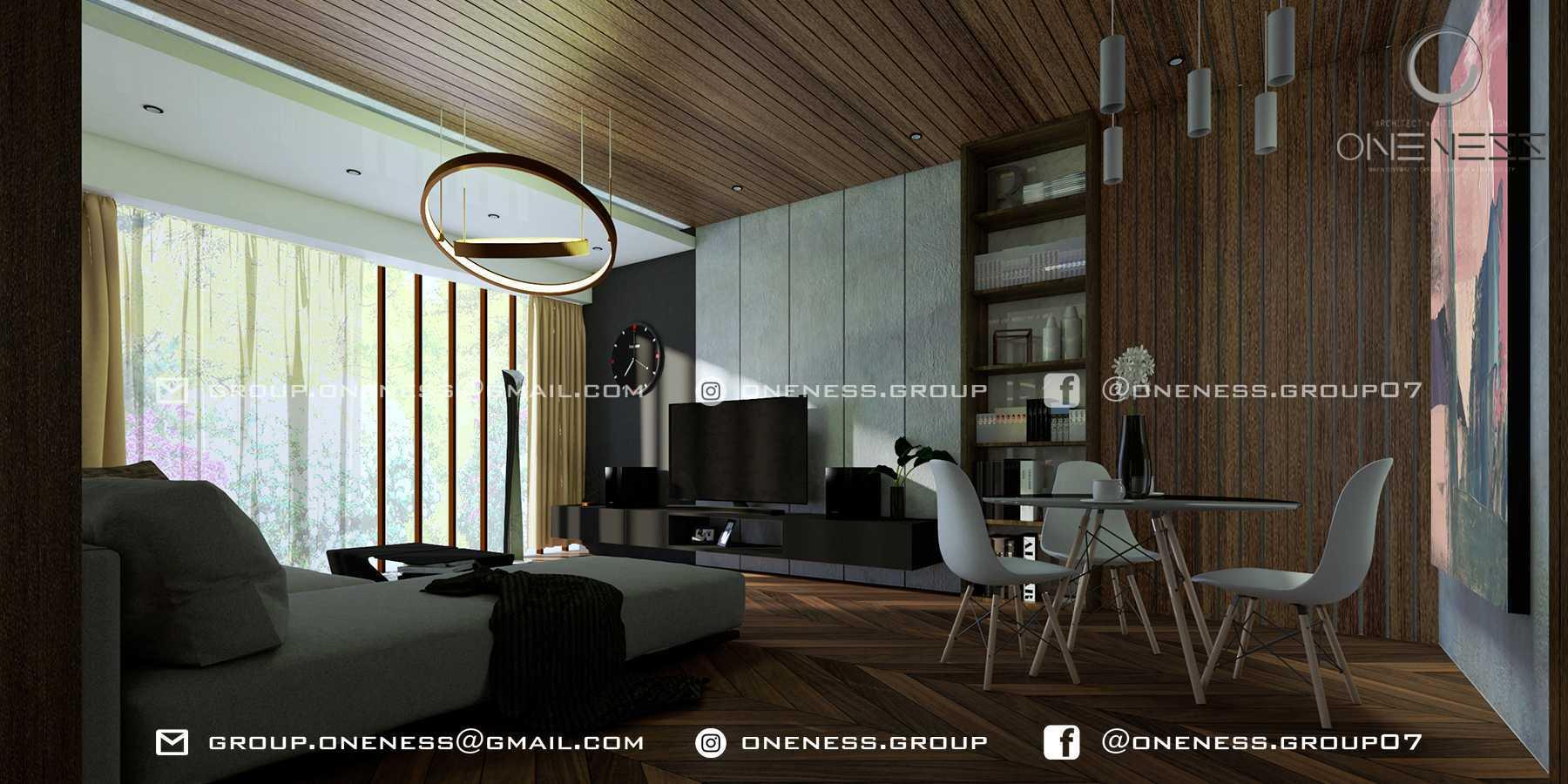 Oneness Group Interior Apartment Tangerang, Kota Tangerang, Banten, Indonesia Tangerang, Kota Tangerang, Banten, Indonesia Kamar Tidur  98237
