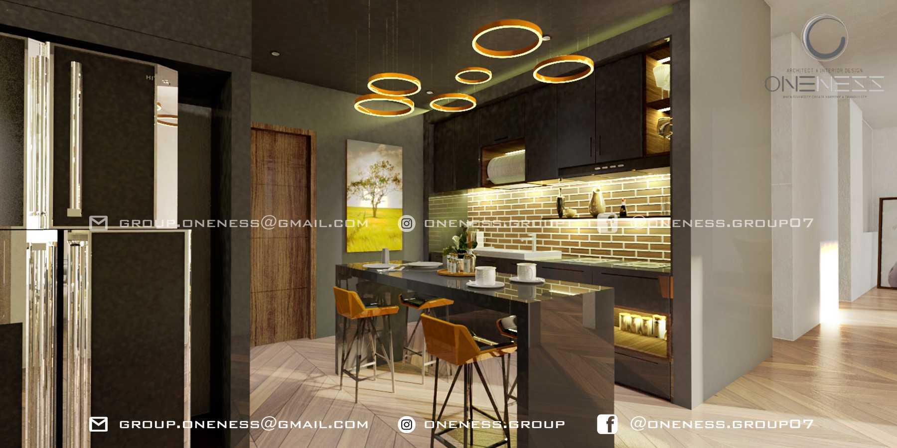 Oneness Group Interior Apartment Tangerang, Kota Tangerang, Banten, Indonesia Tangerang, Kota Tangerang, Banten, Indonesia Ruang Makan  98238