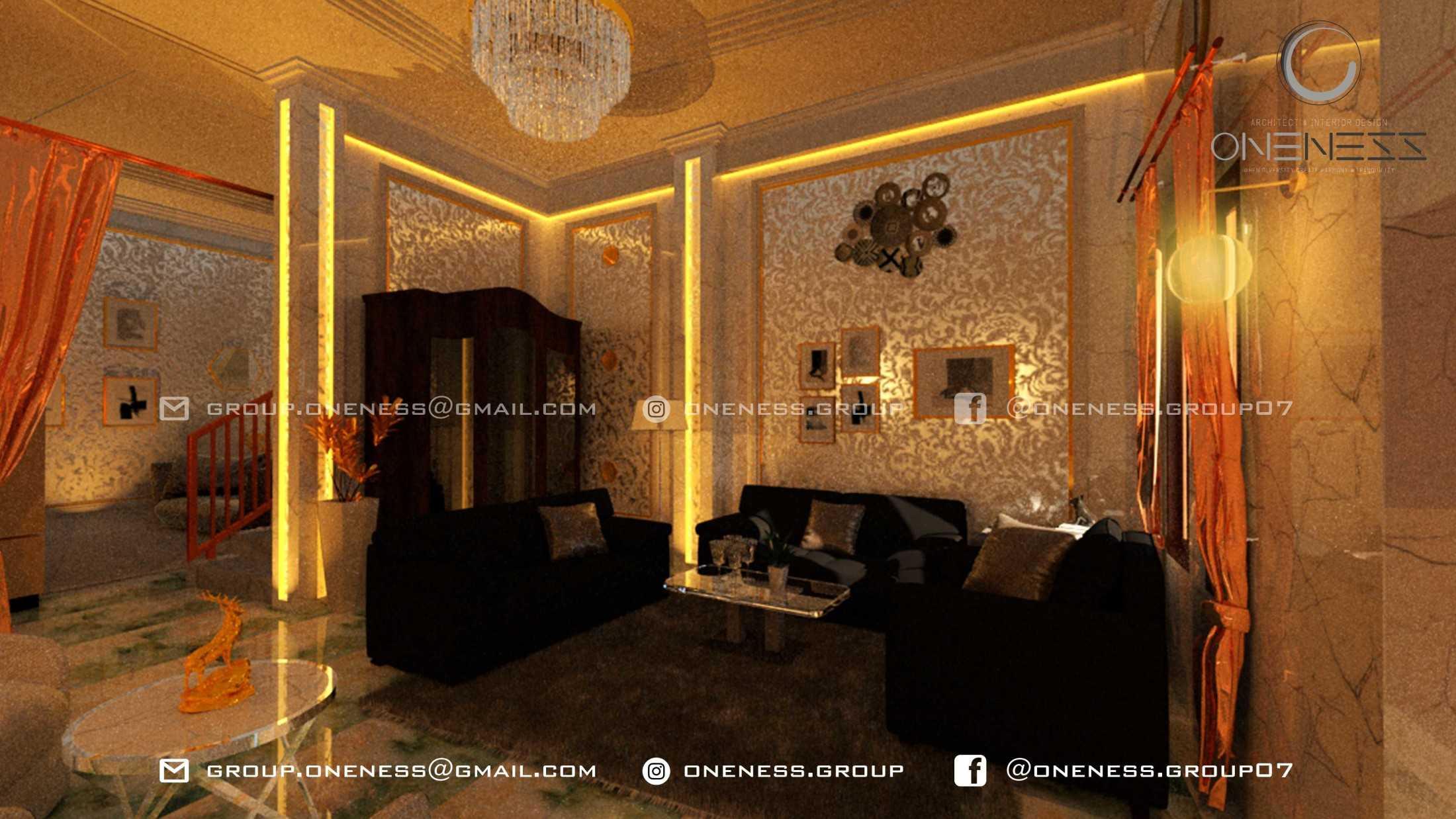 Oneness Group White Gold Classic Interior For Miss A Cirebon, Kota Cirebon, Jawa Barat, Indonesia Cirebon, Kota Cirebon, Jawa Barat, Indonesia Ruang Keluarga  98639