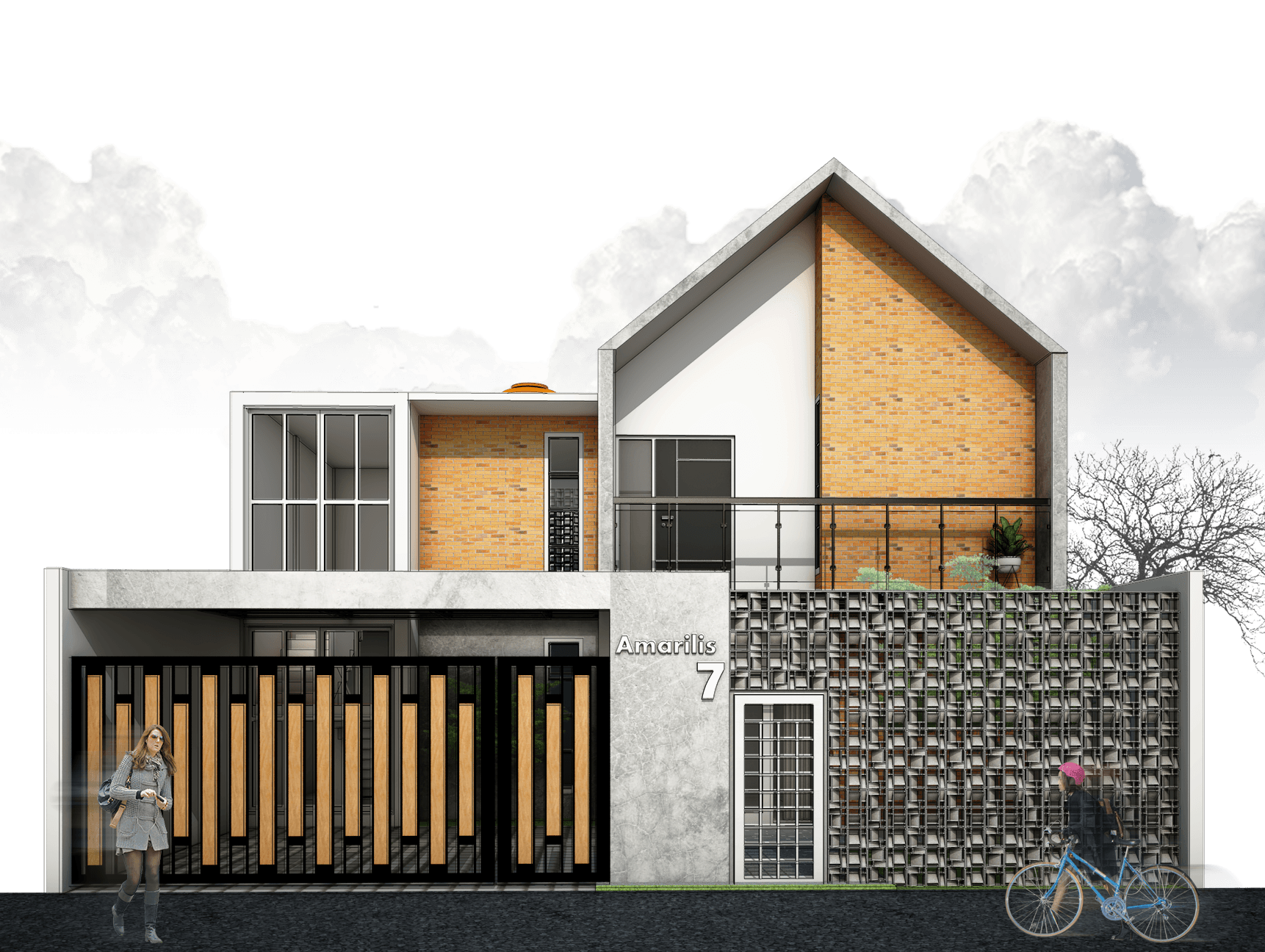 ASTABUMI ARCHITECT & INTERIOR DESIGN di Sleman