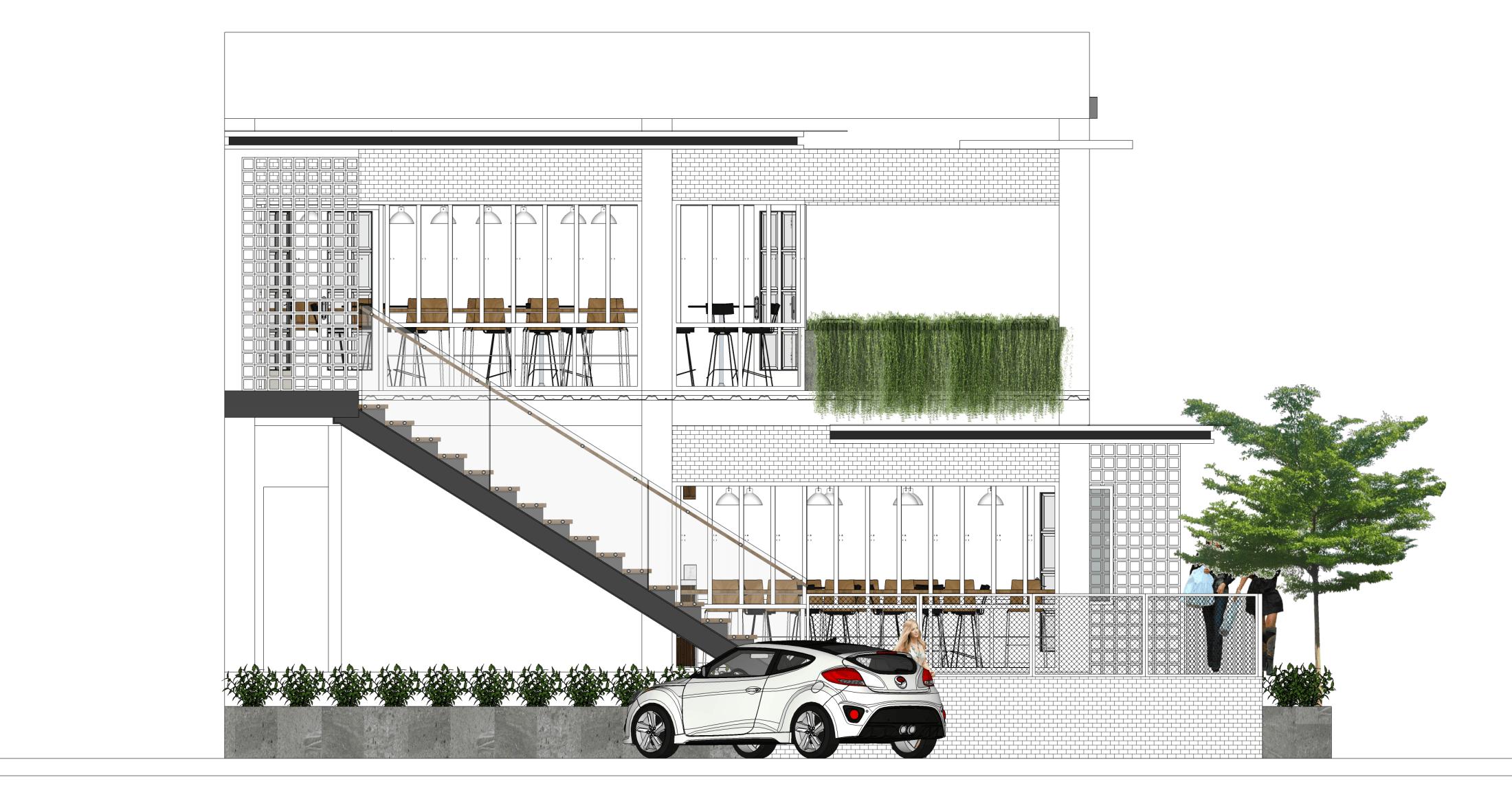 Astabumi Studio Institut Kopi Tegal Tegal, Kota Tegal, Jawa Tengah, Indonesia Tegal, Kota Tegal, Jawa Tengah, Indonesia Astabumi-Architect-Interior-Design-Institut-Kopi-Tegal  83515