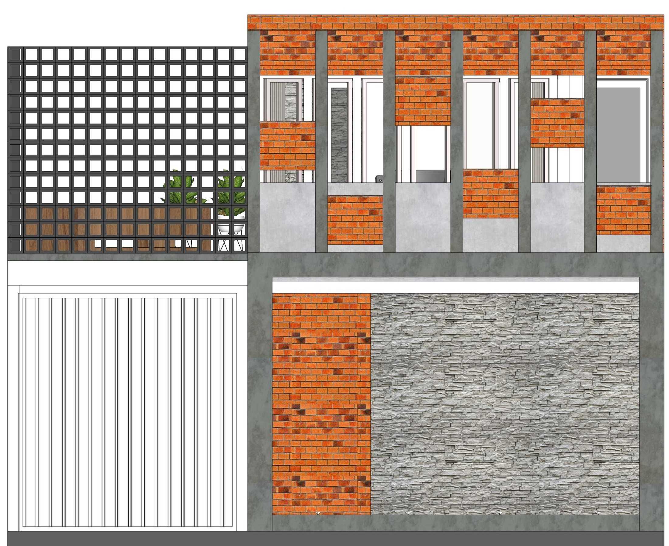 Astabumi Studio Omah Taman Singgah Tegal Tegal, Kota Tegal, Jawa Tengah, Indonesia Tegal, Kota Tegal, Jawa Tengah, Indonesia Astabumi-Architect-Interior-Design-Omah-Taman-Singgah-Tegal  84116