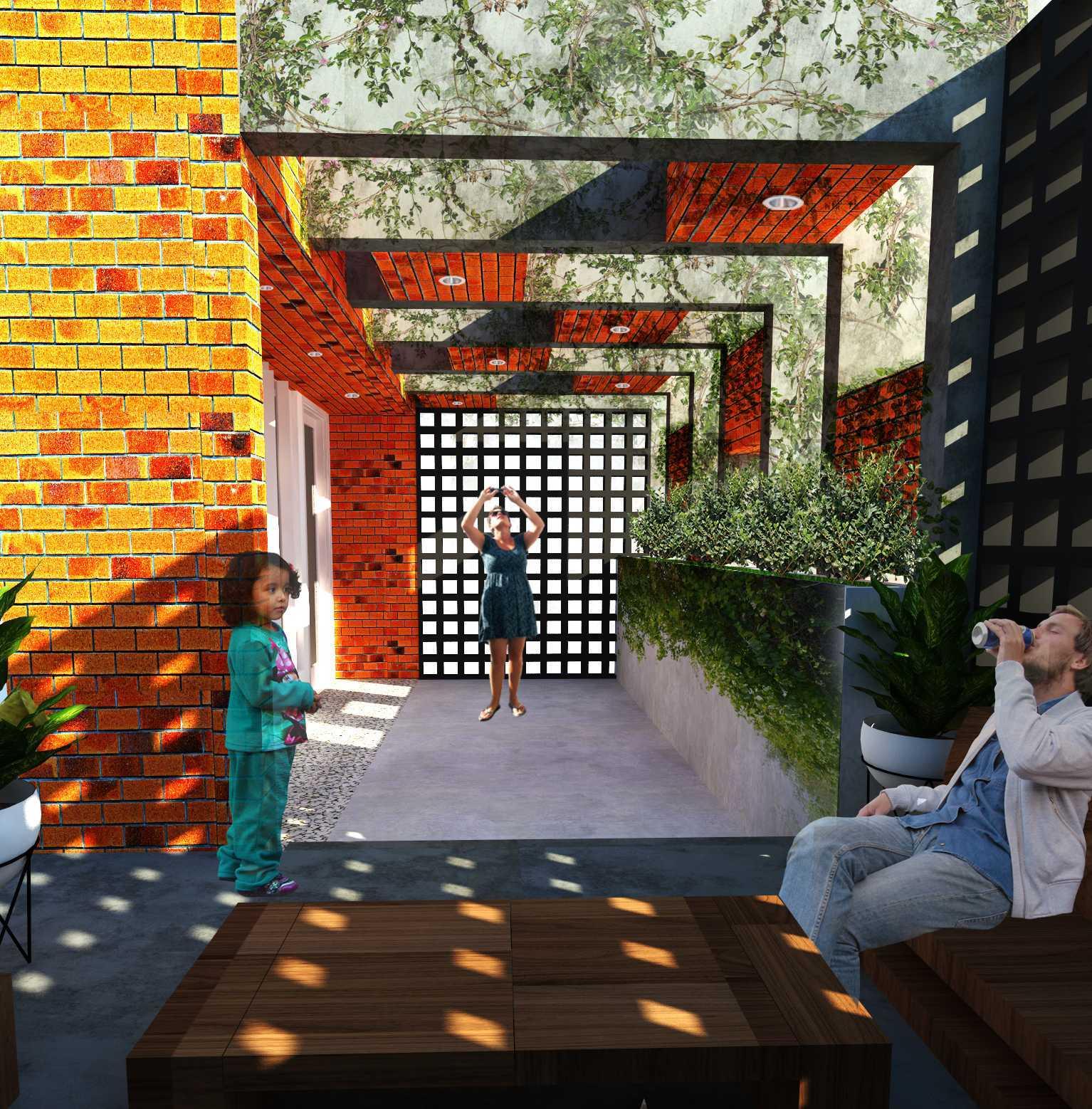 Astabumi Studio Omah Taman Singgah Tegal Tegal, Kota Tegal, Jawa Tengah, Indonesia Tegal, Kota Tegal, Jawa Tengah, Indonesia Astabumi-Architect-Interior-Design-Omah-Taman-Singgah-Tegal  84117