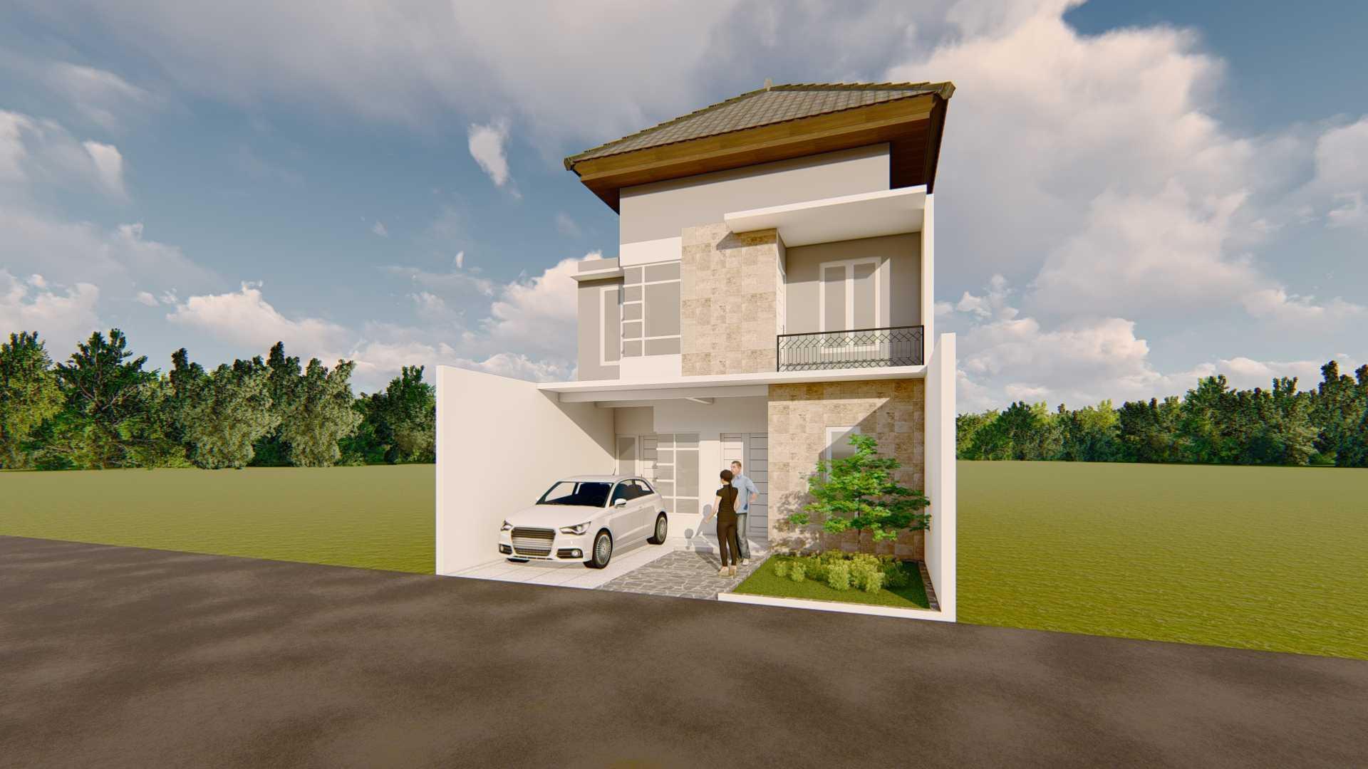 Astabumi Studio Sd House Tangerang Tangerang, Kota Tangerang, Banten, Indonesia Yogyakarta Cv-Astabumi-Manunggal-Prakarsa-Rumah-2-Lantai-Modern-Minimalis  119363