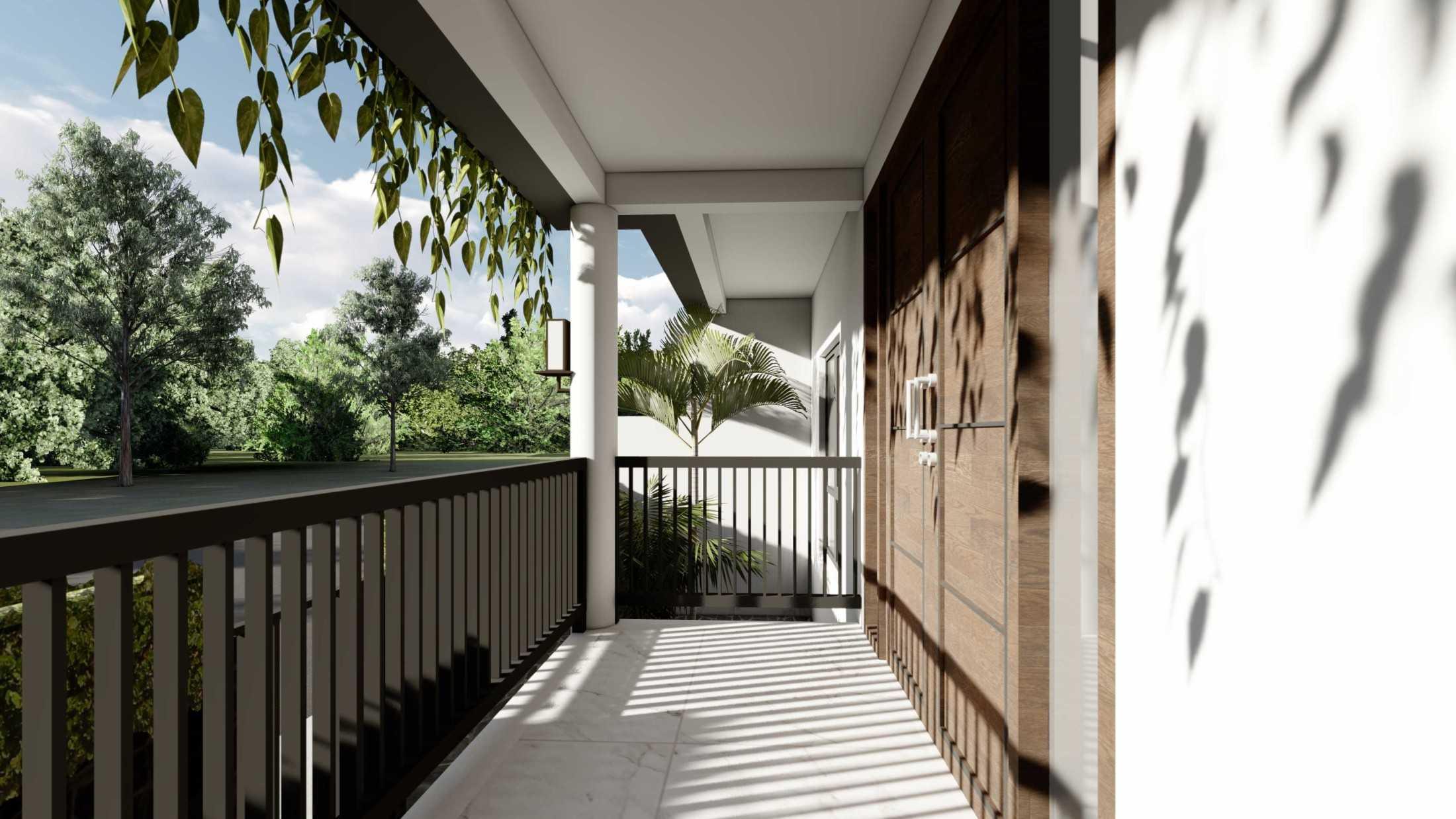 Astabumi Studio Ws House Slawi Tegal, Kota Tegal, Jawa Tengah, Indonesia Padang Cv-Astabumi-Manunggal-Prakarsa-Rumah-2-Lantai-Modern-Lokal  119353