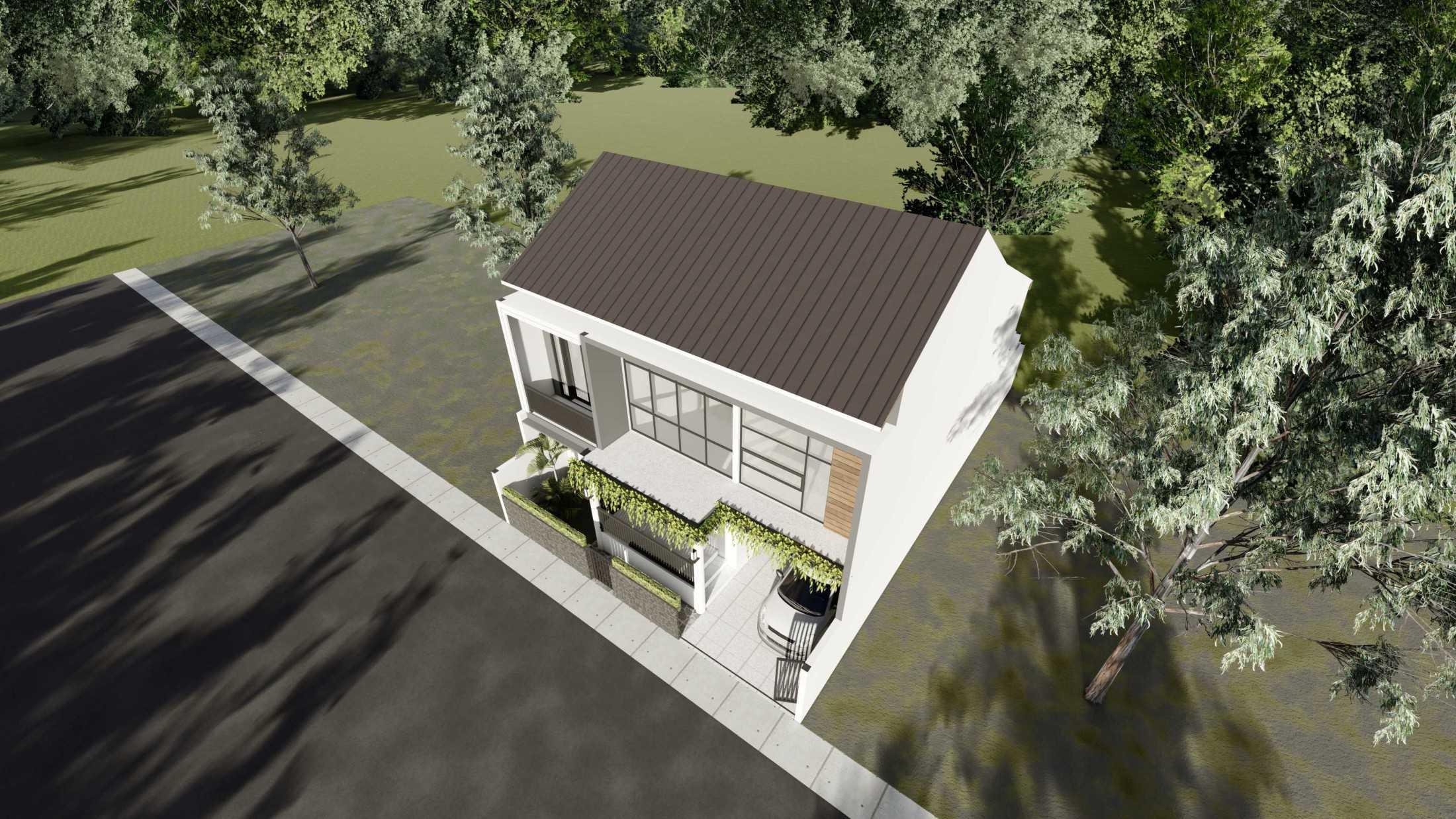 Astabumi Studio Ws House Slawi Tegal, Kota Tegal, Jawa Tengah, Indonesia Padang Cv-Astabumi-Manunggal-Prakarsa-Rumah-2-Lantai-Modern-Lokal  119355