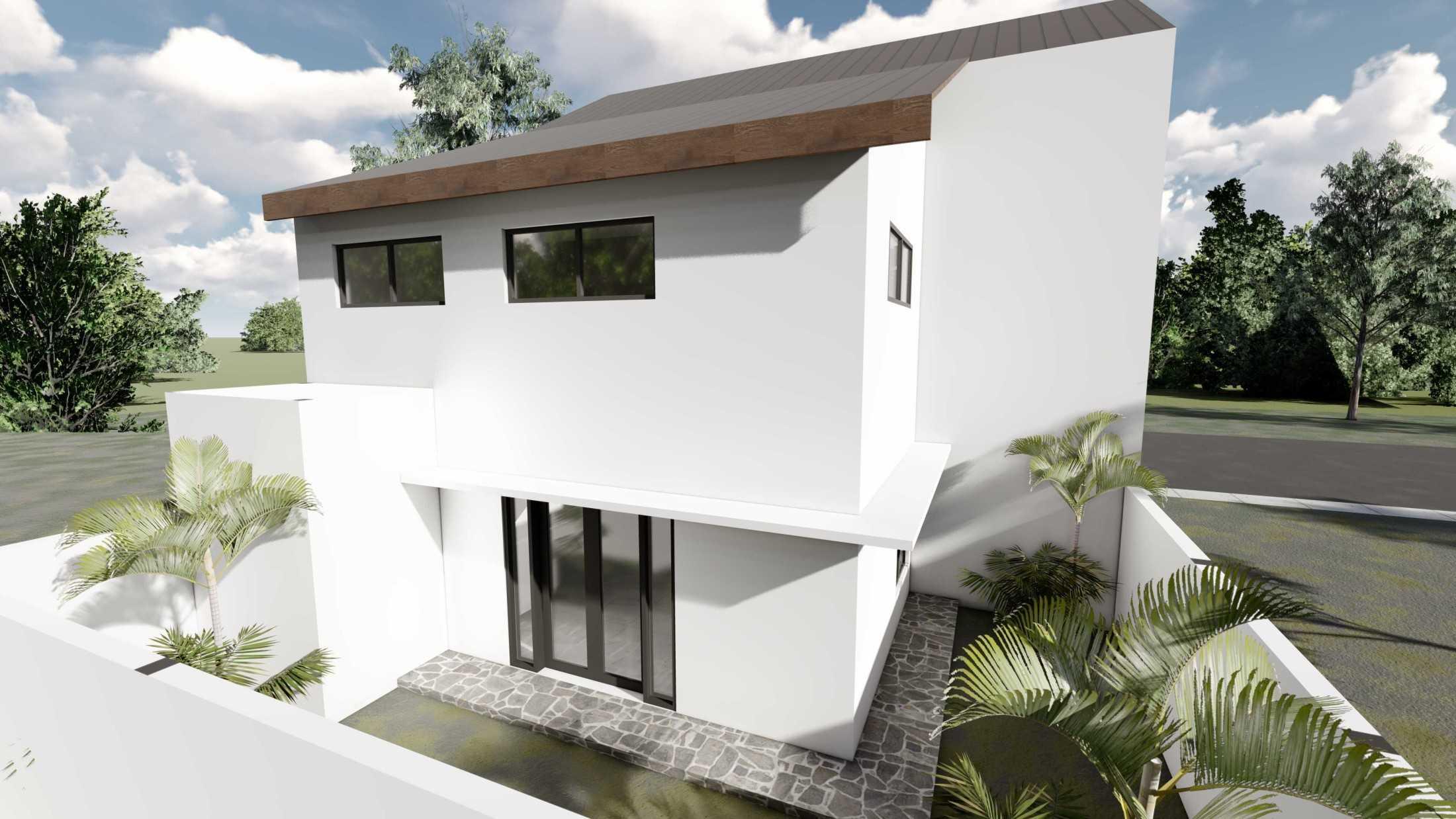 Astabumi Studio Ws House Slawi Tegal, Kota Tegal, Jawa Tengah, Indonesia Padang Cv-Astabumi-Manunggal-Prakarsa-Rumah-2-Lantai-Modern-Lokal  119356