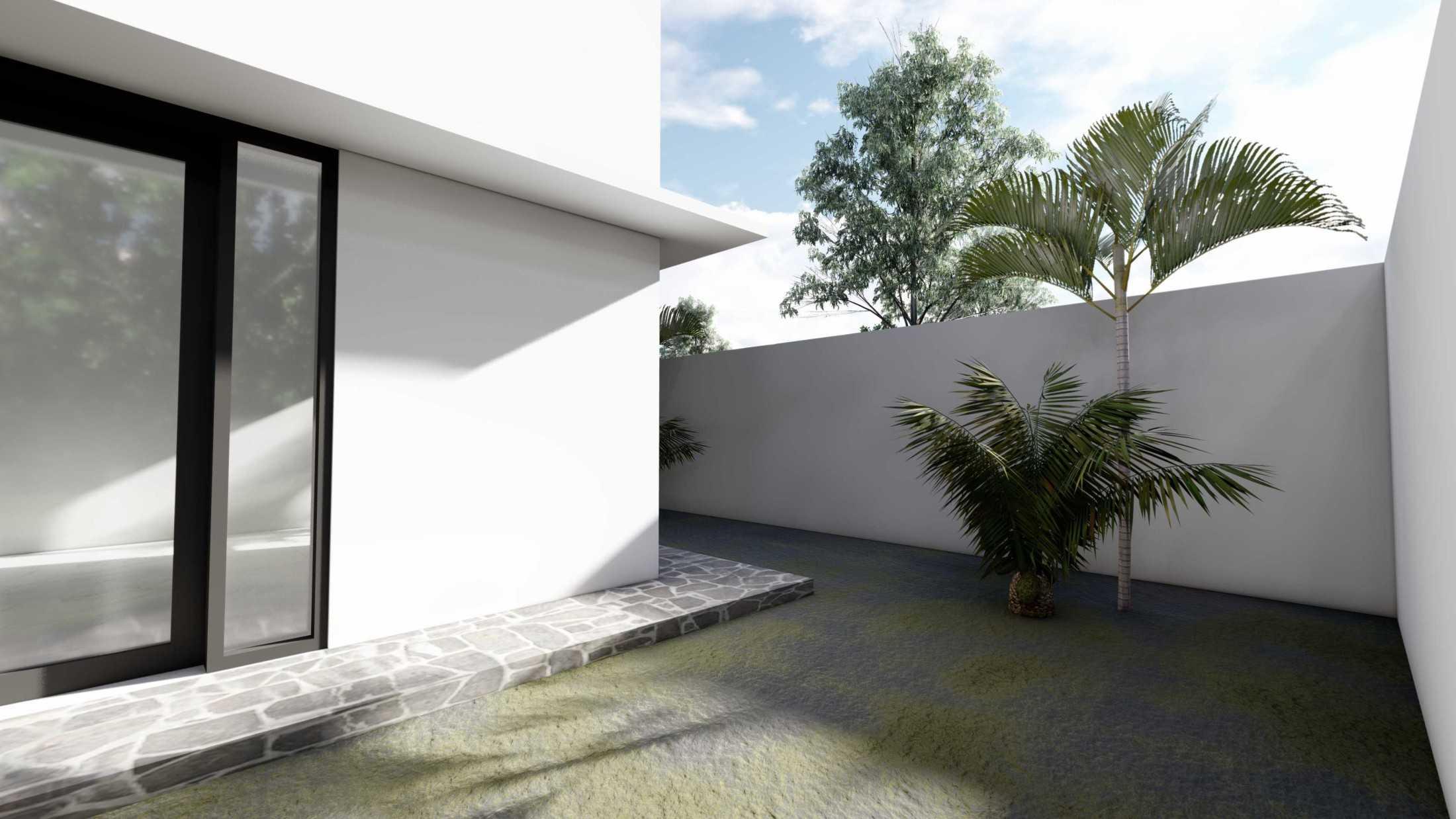 Astabumi Studio Ws House Slawi Tegal, Kota Tegal, Jawa Tengah, Indonesia Padang Cv-Astabumi-Manunggal-Prakarsa-Rumah-2-Lantai-Modern-Lokal  119359