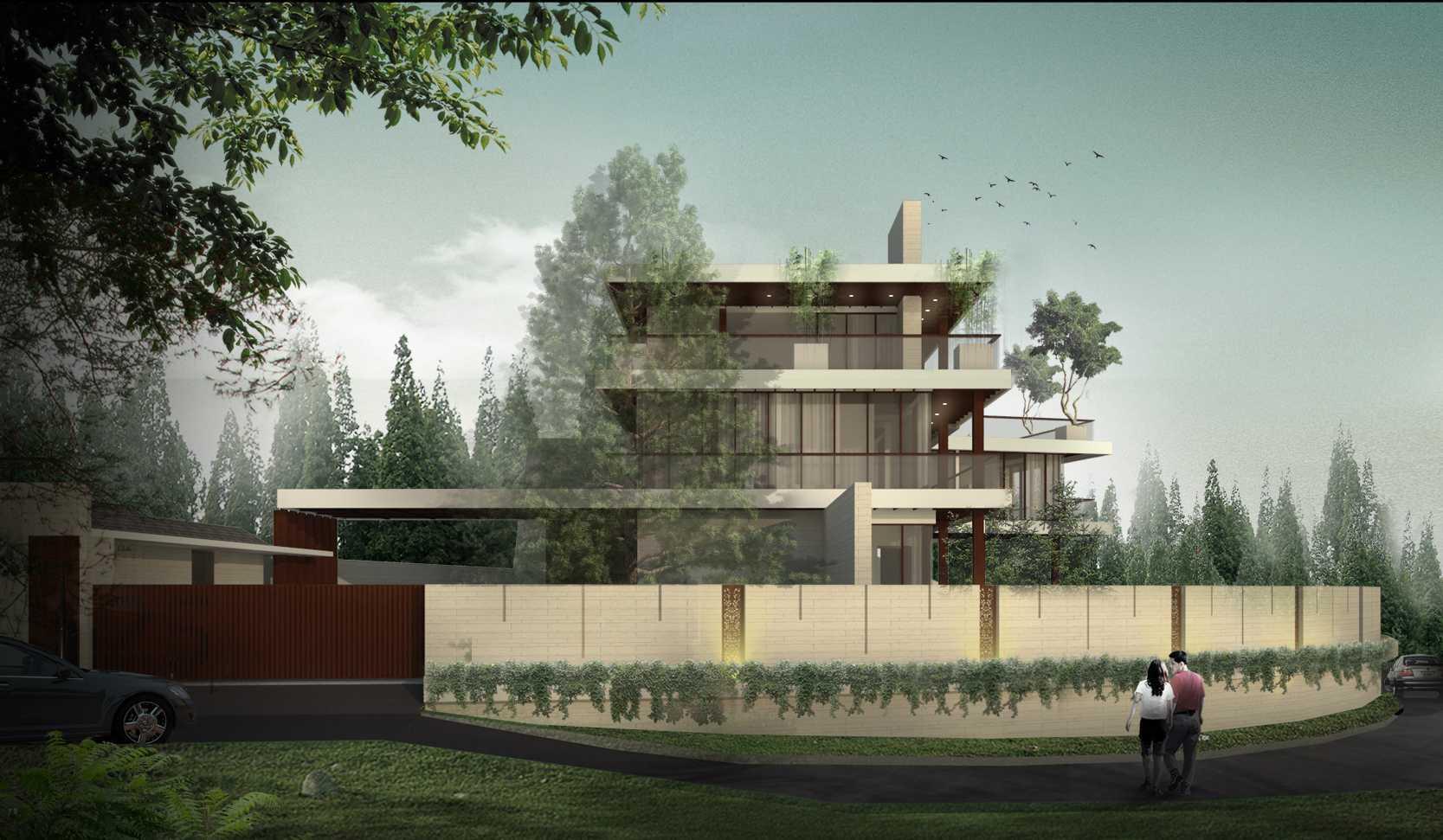 Alima Studio T House Bandung, Jawa Barat, Indonesia Bandung, Jawa Barat, Indonesia Alima-Studio-T-House  57235