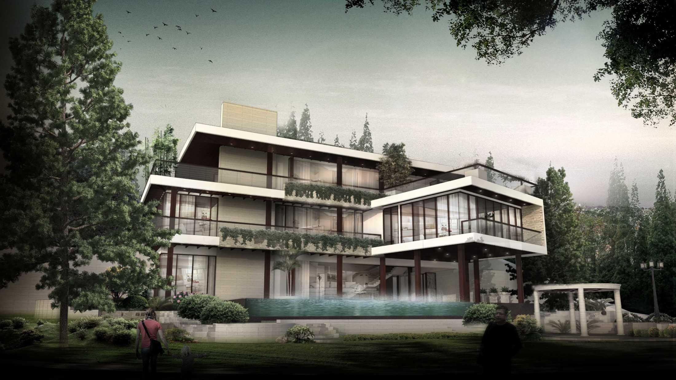 Alima Studio T House Bandung, Jawa Barat, Indonesia Bandung, Jawa Barat, Indonesia Alima-Studio-T-House  57237