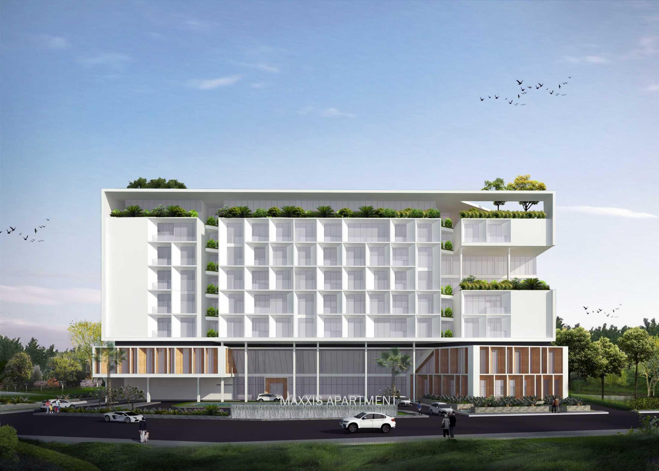 Alima Studio Apartment Maxxis Cikarang, Bekasi, Jawa Barat, Indonesia Cikarang, Bekasi, Jawa Barat, Indonesia Alima-Studio-Apartment-Maxxis  57239