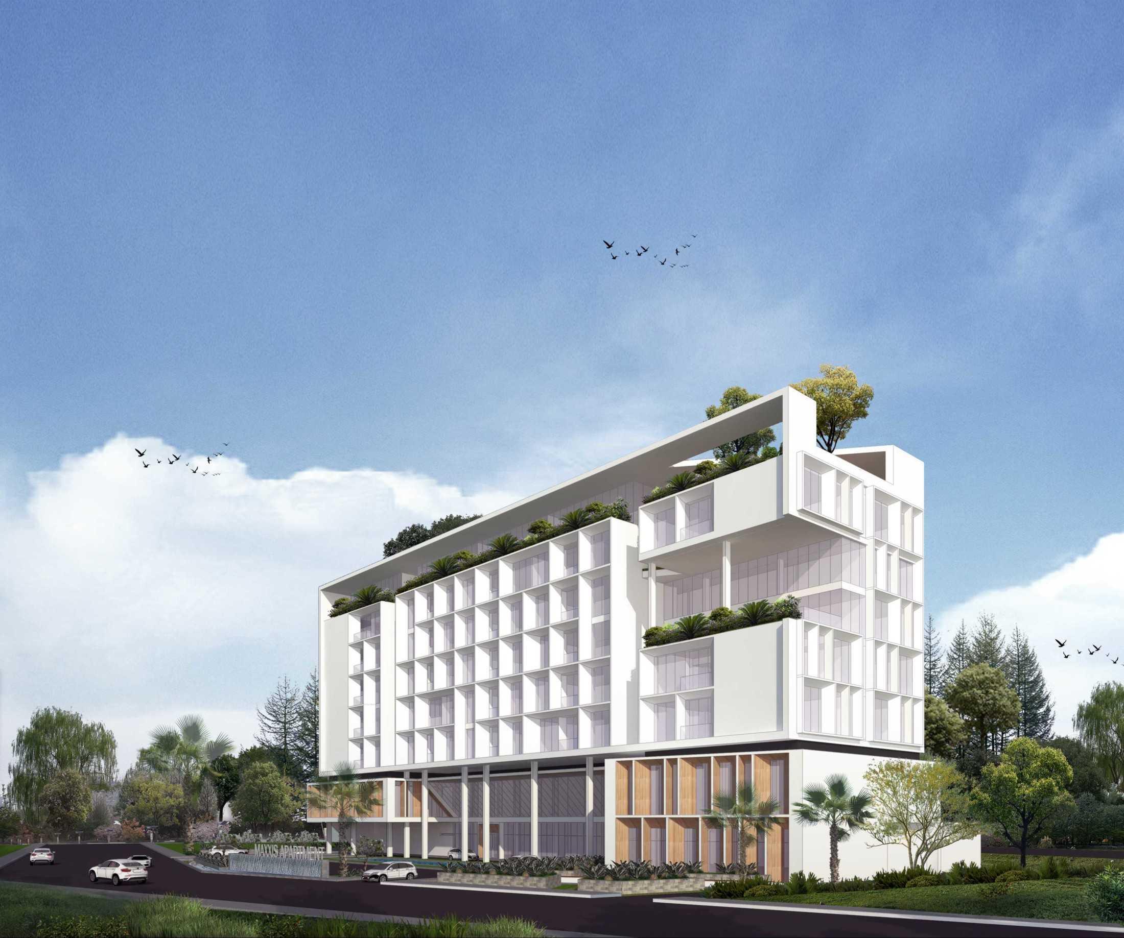 Alima Studio Apartment Maxxis Cikarang, Bekasi, Jawa Barat, Indonesia Cikarang, Bekasi, Jawa Barat, Indonesia Alima-Studio-Apartment-Maxxis  57241
