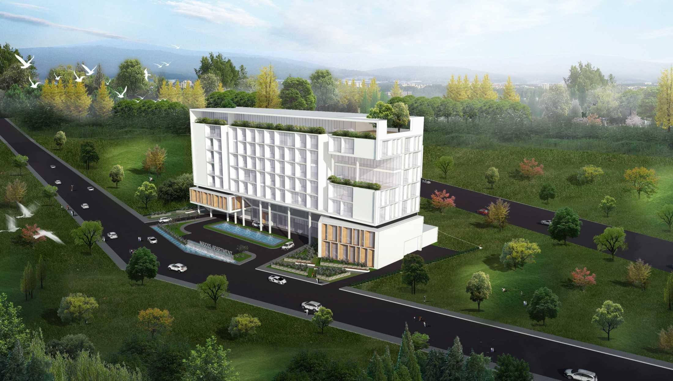 Alima Studio Apartment Maxxis Cikarang, Bekasi, Jawa Barat, Indonesia Cikarang, Bekasi, Jawa Barat, Indonesia Alima-Studio-Apartment-Maxxis  57243
