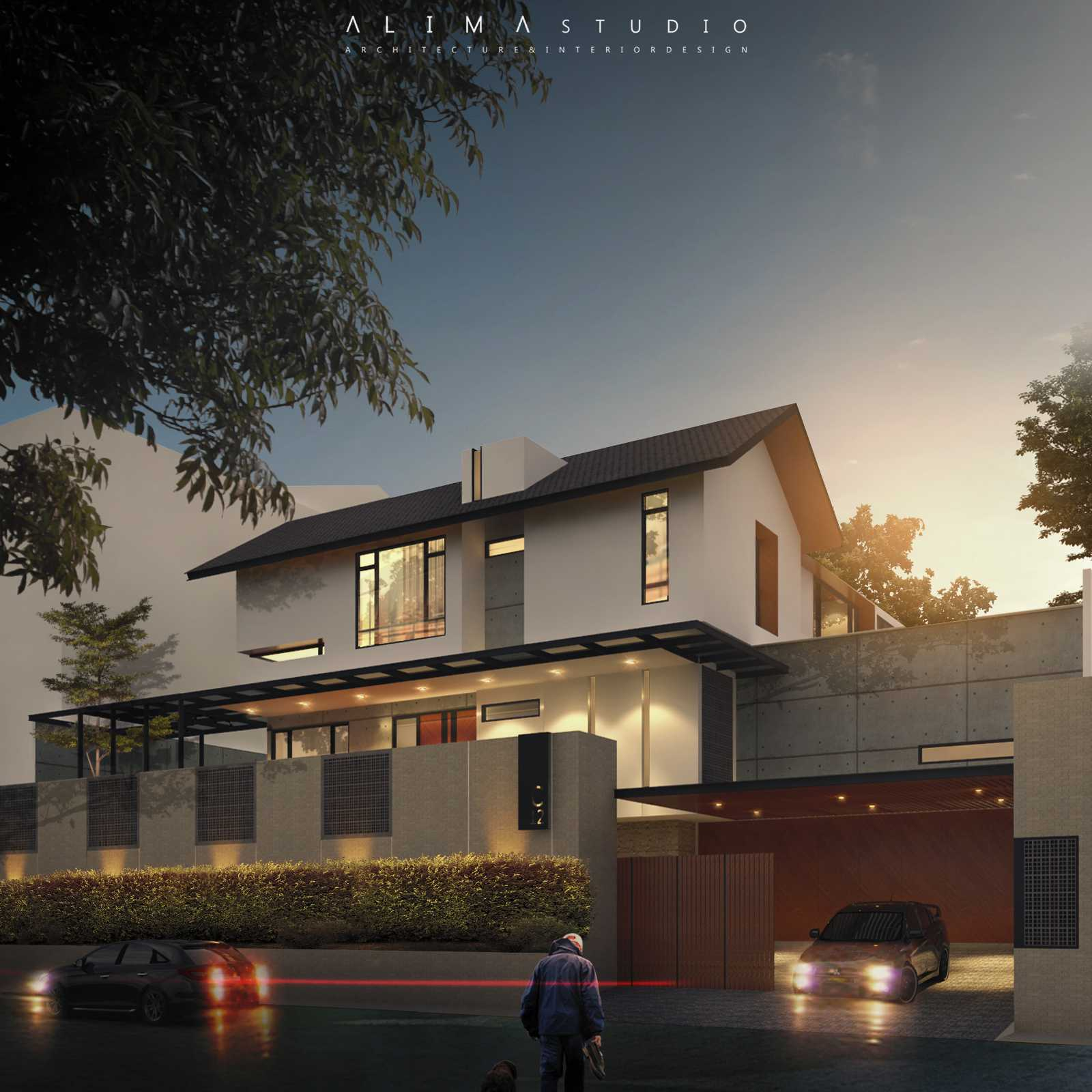 Alima Studio Sa House Makassar, Kota Makassar, Sulawesi Selatan, Indonesia Makassar, Kota Makassar, Sulawesi Selatan, Indonesia Alima-Studio-Sa-House Tropical 66570