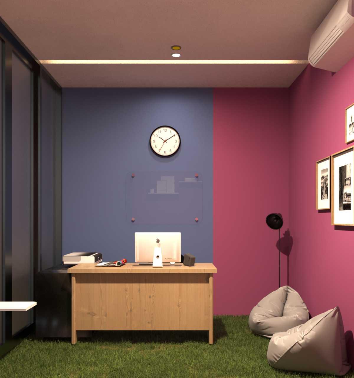 Jasa Design and Build tum studio di Sleman