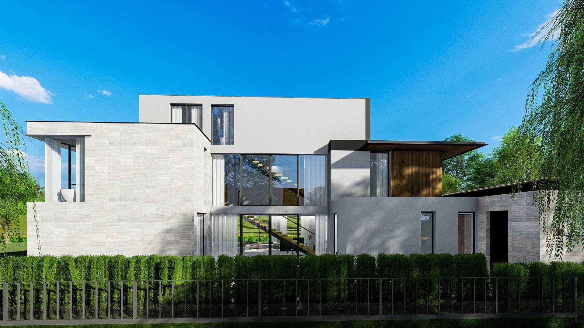 Bral Architect Alpen House In Germany 46519 Alpen, Jerman 46519 Alpen, Jerman Bral-Architect-Alpen-House-In-Germany  99885