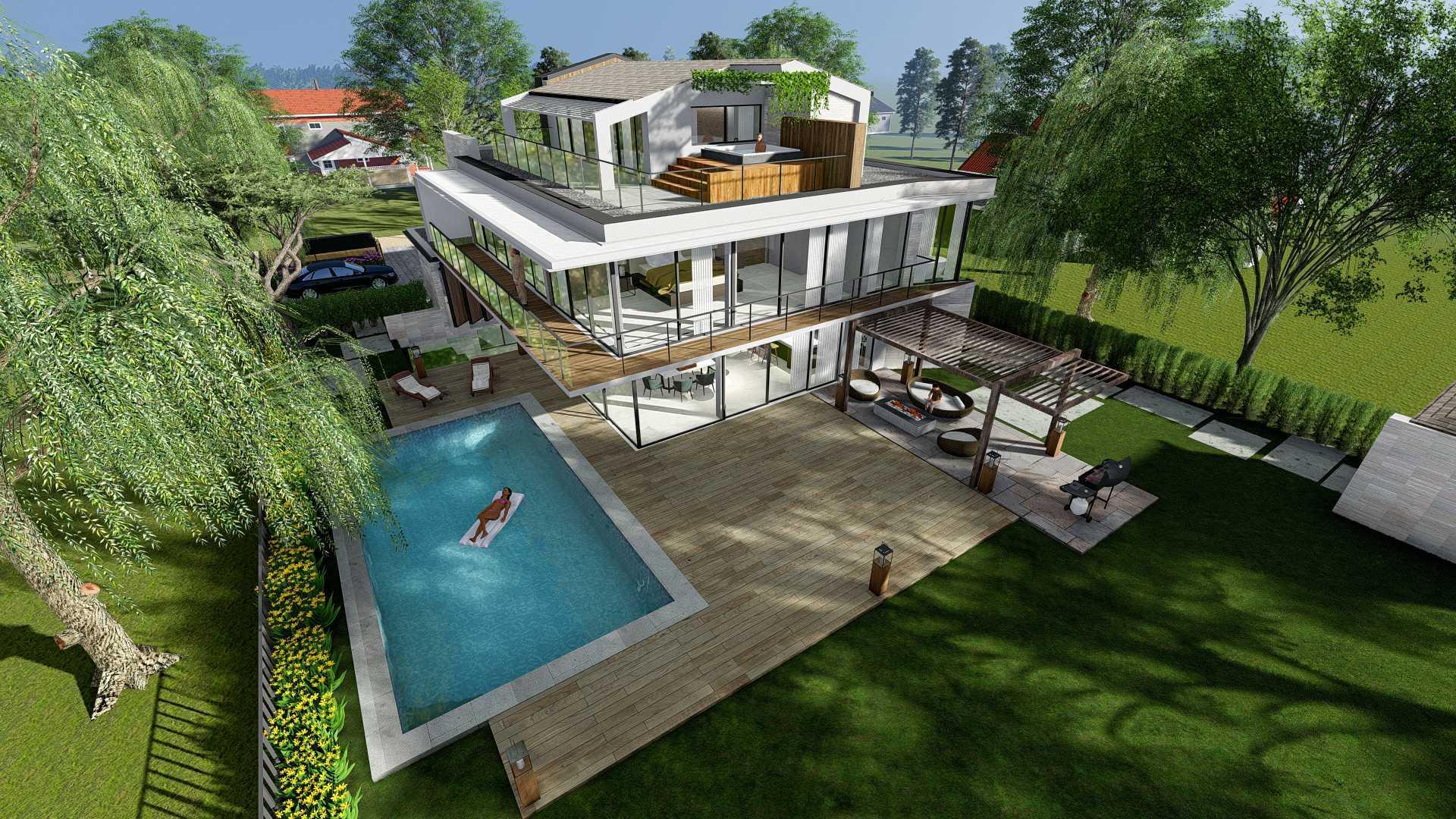Bral Architect Alpen House In Germany 46519 Alpen, Jerman 46519 Alpen, Jerman Bral-Architect-Alpen-House-In-Germany  99887