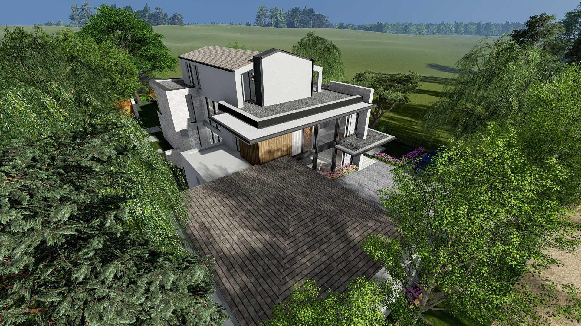 Bral Architect Alpen House In Germany 46519 Alpen, Jerman 46519 Alpen, Jerman Bral-Architect-Alpen-House-In-Germany  99888
