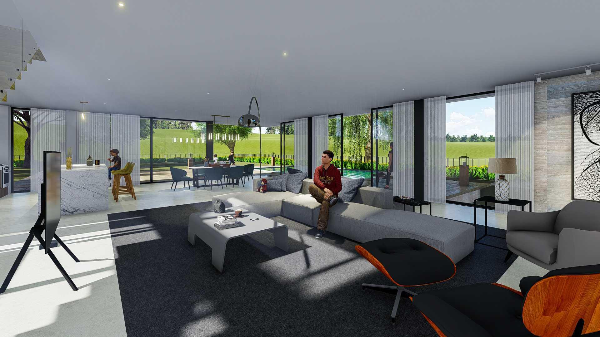 Bral Architect Alpen House In Germany 46519 Alpen, Jerman 46519 Alpen, Jerman Bral-Architect-Alpen-House-In-Germany  99889