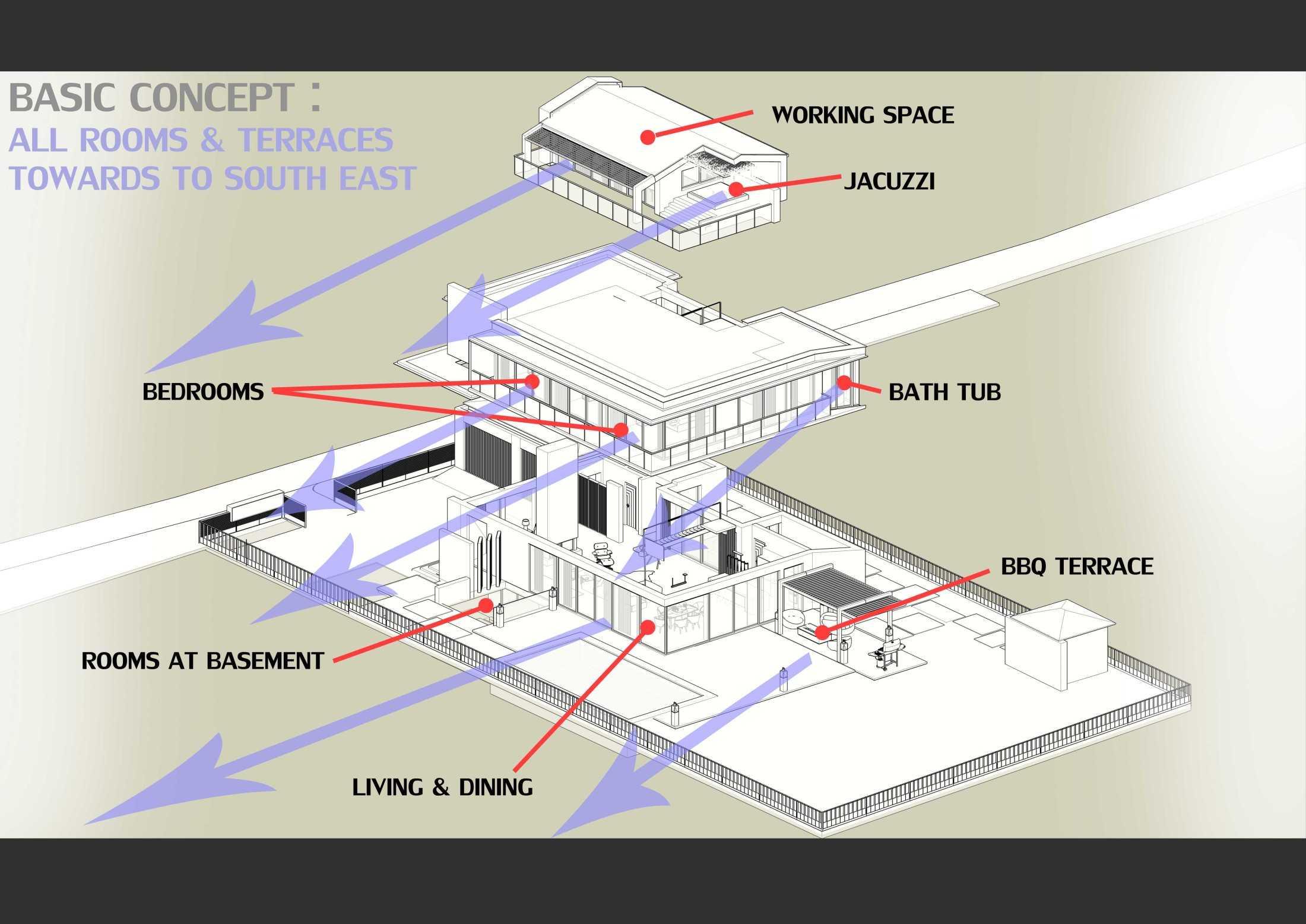 Bral Architect Alpen House In Germany 46519 Alpen, Jerman 46519 Alpen, Jerman Bral-Architect-Alpen-House-In-Germany  99894