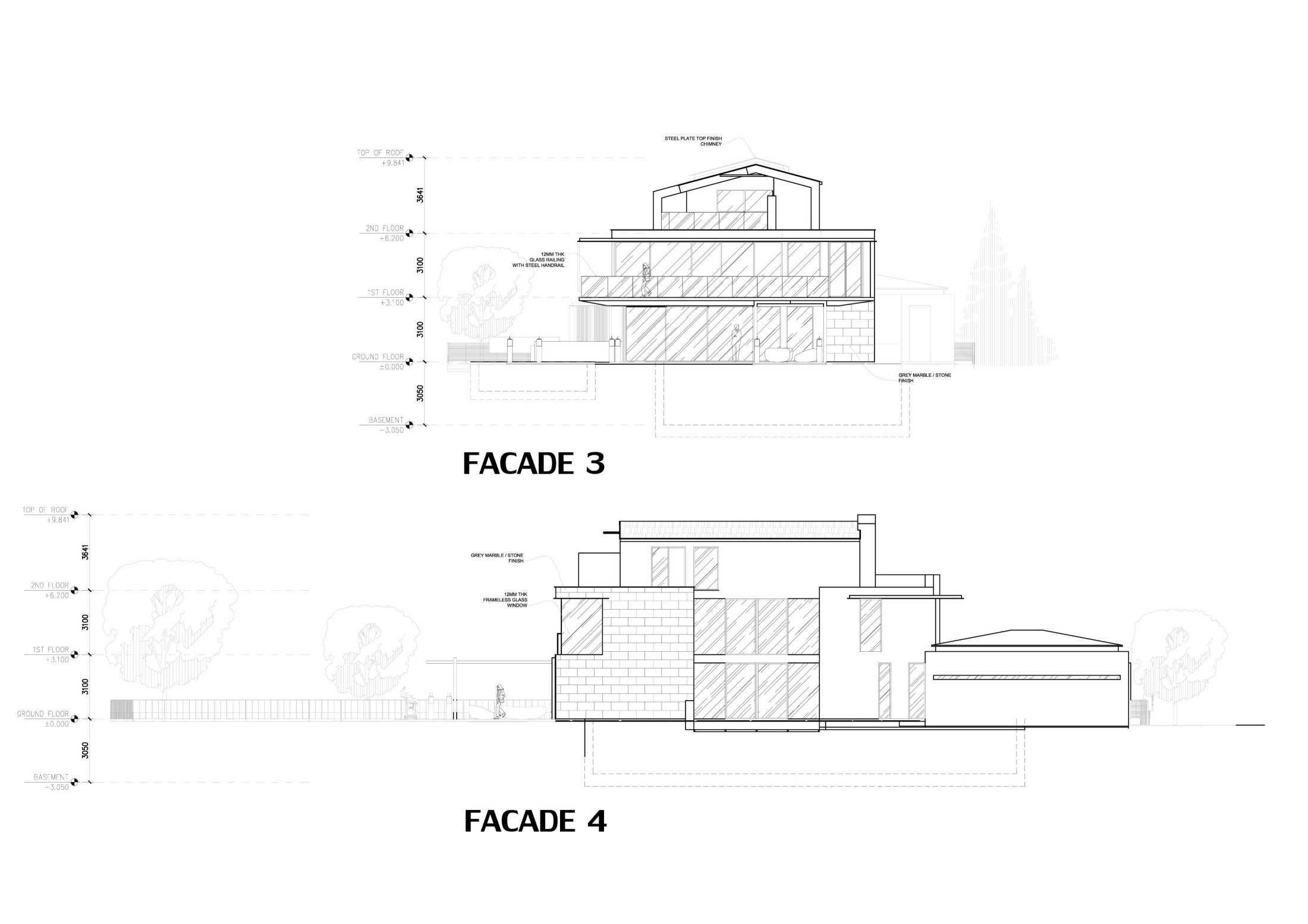 Bral Architect Alpen House In Germany 46519 Alpen, Jerman 46519 Alpen, Jerman Bral-Architect-Alpen-House-In-Germany  99896