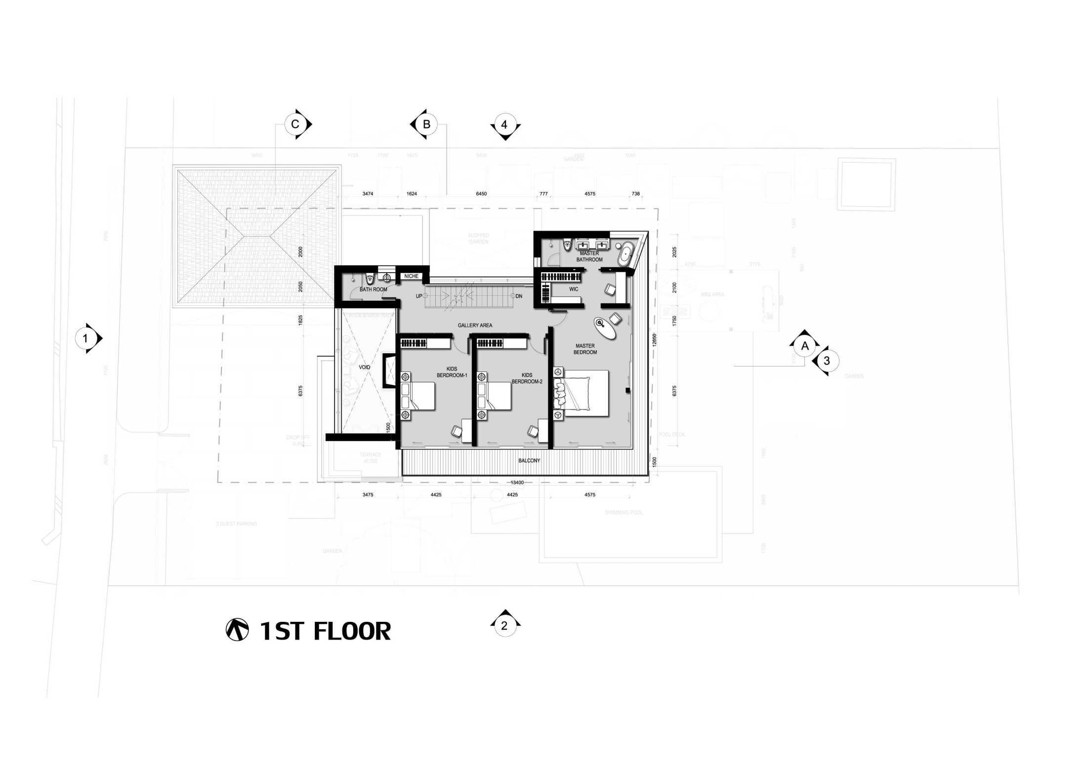 Bral Architect Alpen House In Germany 46519 Alpen, Jerman 46519 Alpen, Jerman Bral-Architect-Alpen-House-In-Germany  99897
