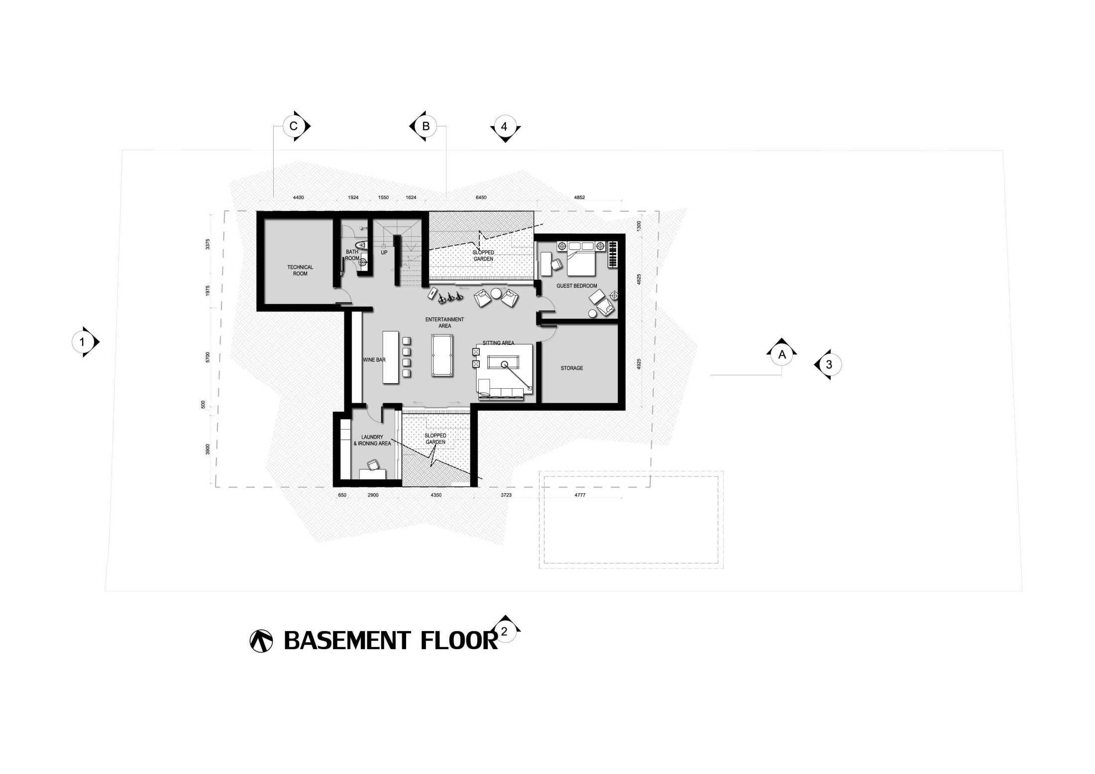 Bral Architect Alpen House In Germany 46519 Alpen, Jerman 46519 Alpen, Jerman Bral-Architect-Alpen-House-In-Germany  99899