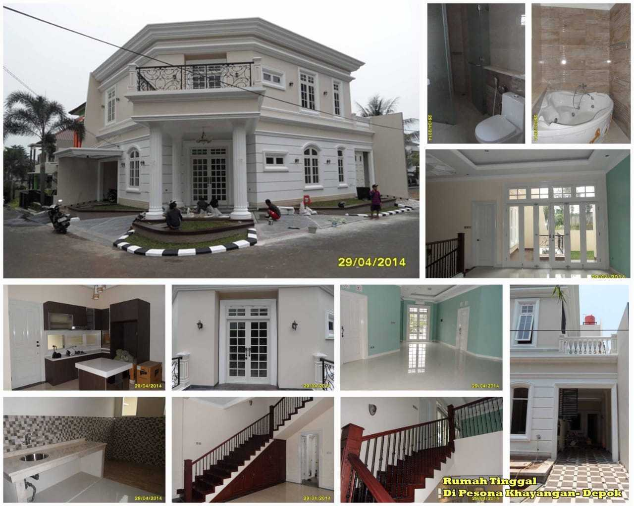 Hilmy Jaya - Architect & Contractor di Depok