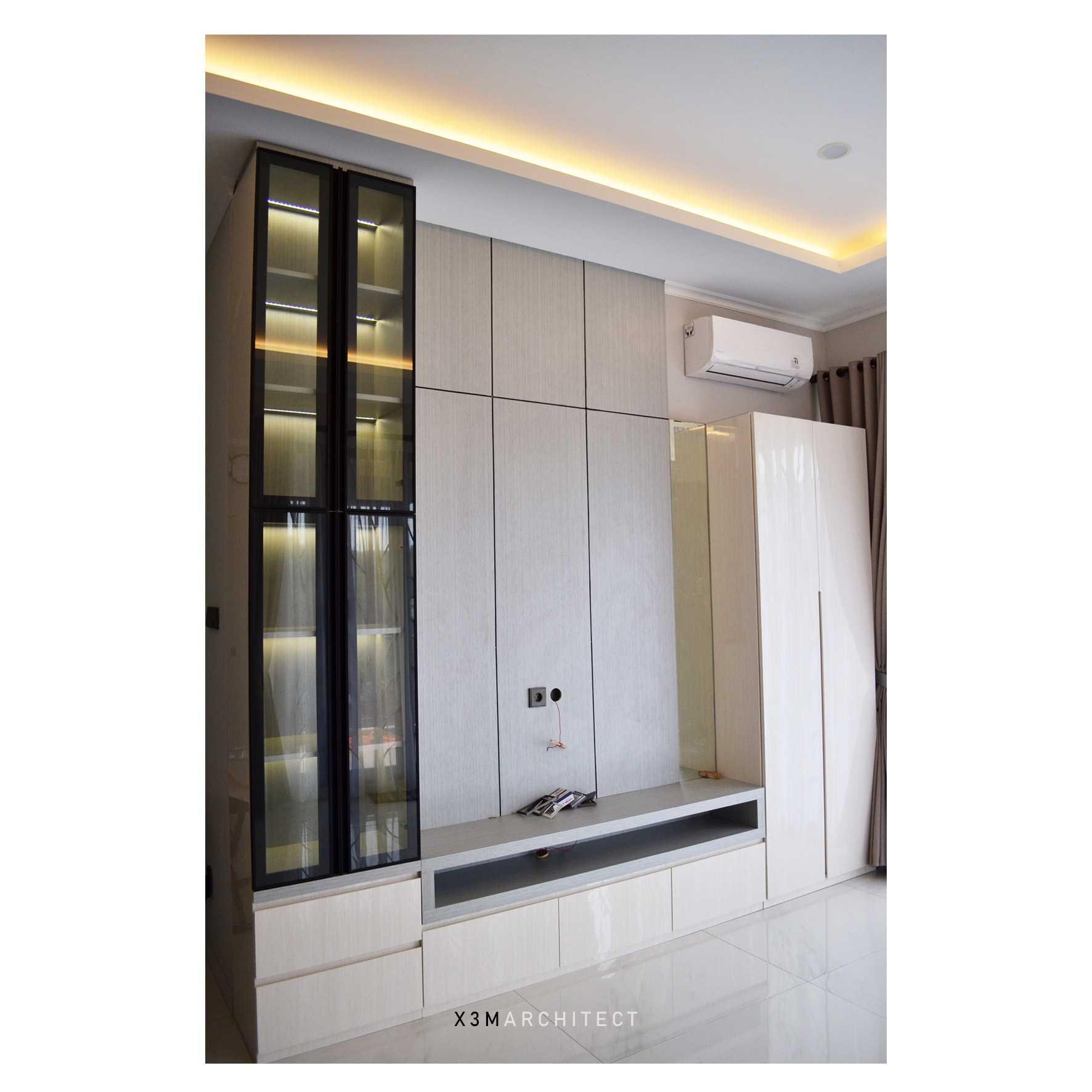 X3M Architects Nittaya A5 1 House Sampora, Kec. Cisauk, Tangerang, Banten 15345, Indonesia Sampora, Kec. Cisauk, Tangerang, Banten 15345, Indonesia X3M-Architects-Nittaya-A5-1-House  80366