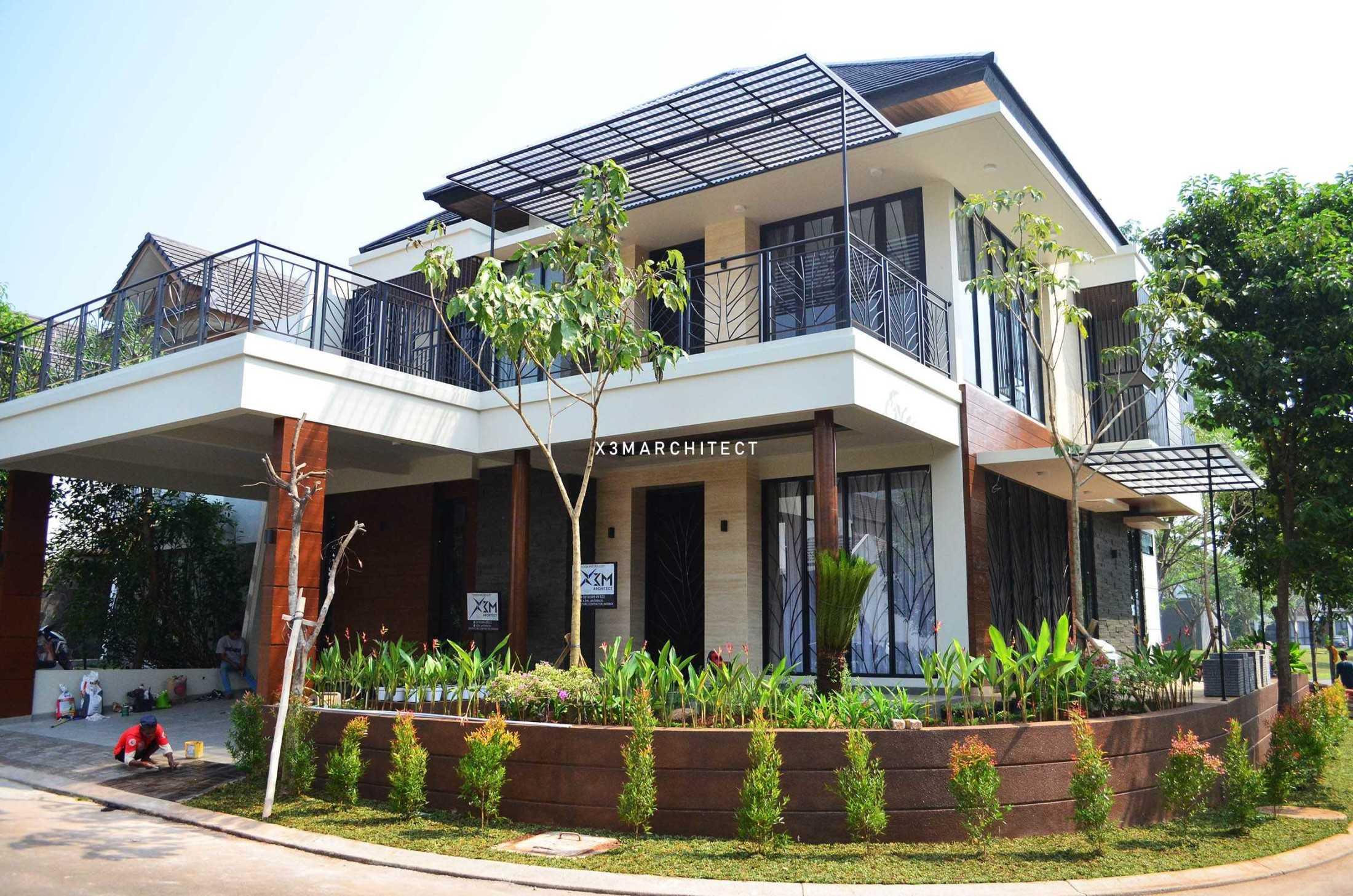 X3M Architects Nittaya A5 1 House Sampora, Kec. Cisauk, Tangerang, Banten 15345, Indonesia Sampora, Kec. Cisauk, Tangerang, Banten 15345, Indonesia X3M-Architects-Nittaya-A5-1  75966
