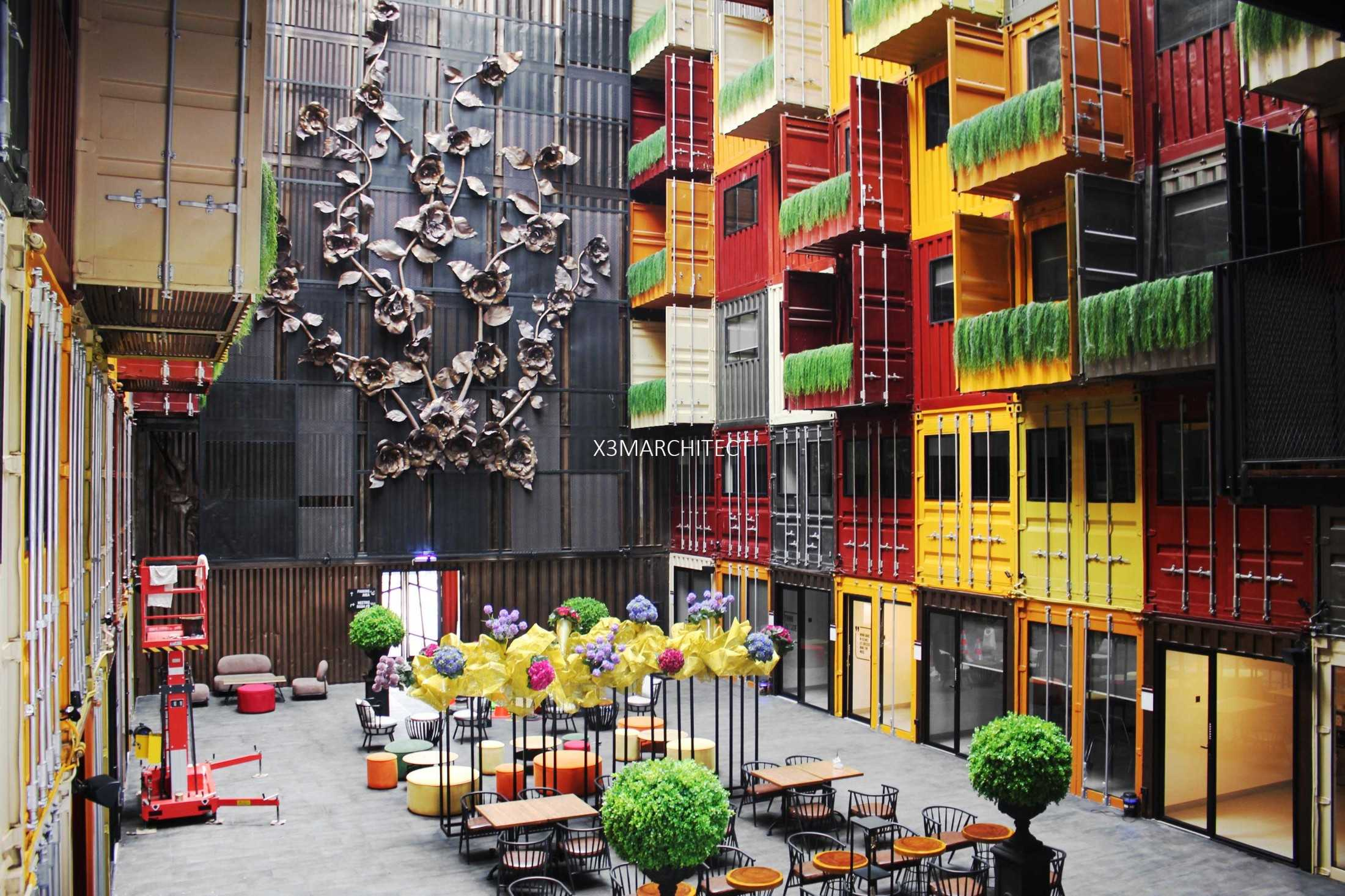 X3M Architects Qubika Hotel Medang, Kec. Pagedangan, Tangerang, Banten 15334, Indonesia Medang, Kec. Pagedangan, Tangerang, Banten 15334, Indonesia X3M-Architects-Qubika-Hotel  94825