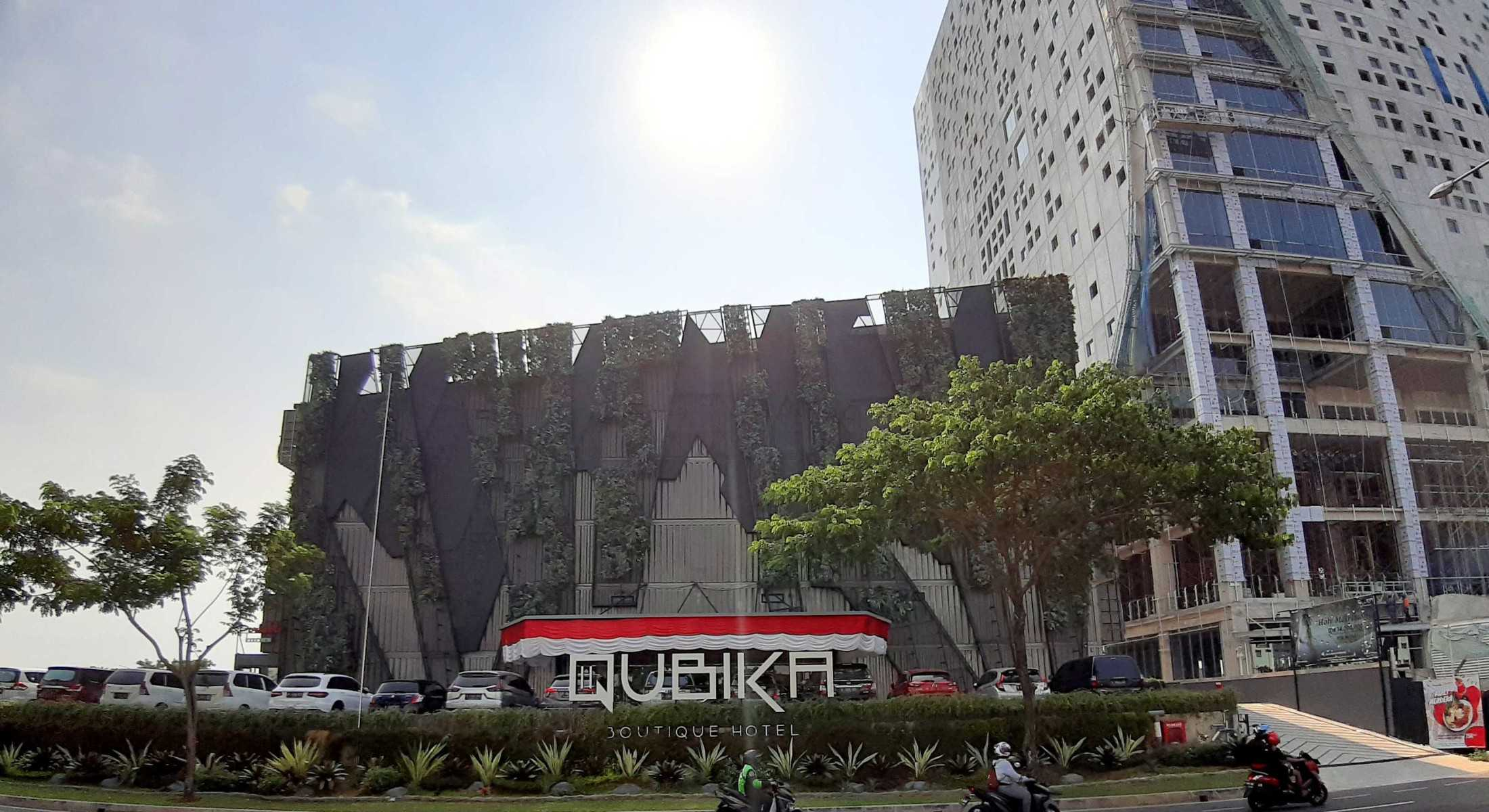 X3M Architects Qubika Hotel Medang, Kec. Pagedangan, Tangerang, Banten 15334, Indonesia Medang, Kec. Pagedangan, Tangerang, Banten 15334, Indonesia X3M-Architects-Qubika-Hotel  99485