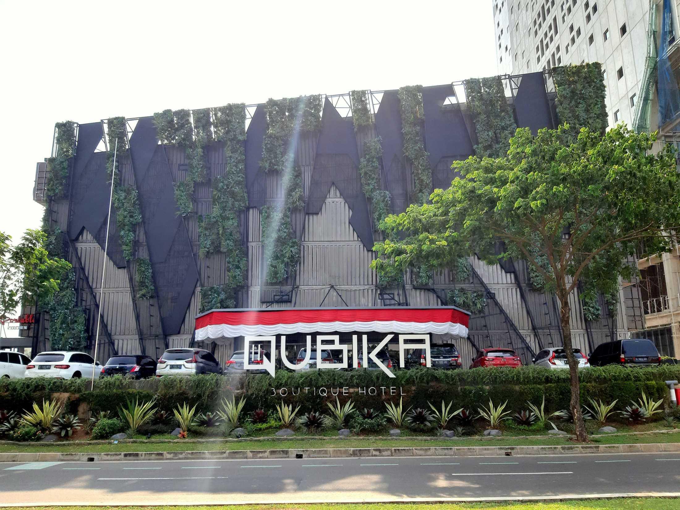 X3M Architects Qubika Hotel Medang, Kec. Pagedangan, Tangerang, Banten 15334, Indonesia Medang, Kec. Pagedangan, Tangerang, Banten 15334, Indonesia X3M-Architects-Qubika-Hotel  99486