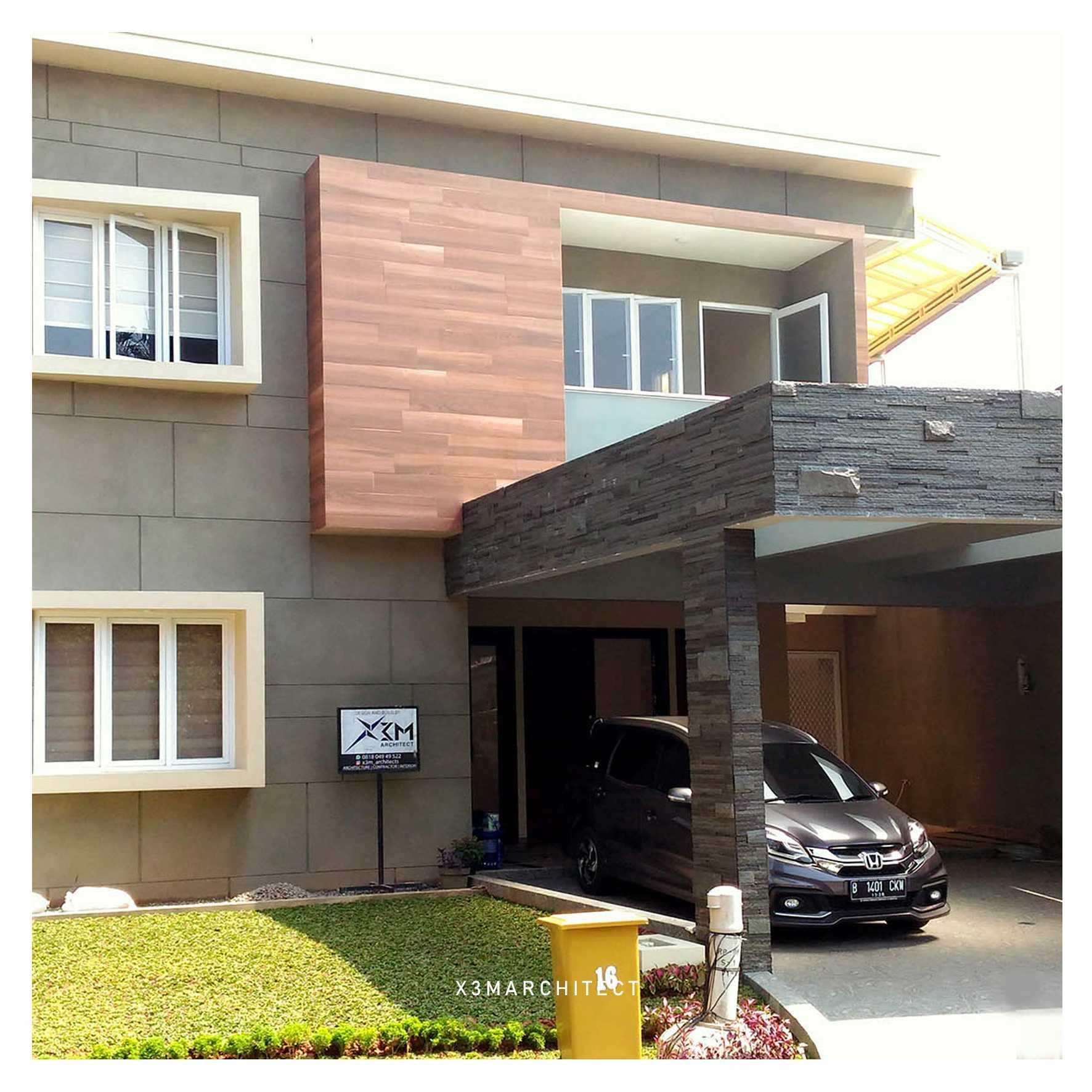 X3M Architects Beringin Golf Residence Jl. Cendana Golf No.2, Bencongan, Klp. Dua, Tangerang, Banten 15810, Indonesia Jl. Cendana Golf No.2, Bencongan, Klp. Dua, Tangerang, Banten 15810, Indonesia X3M-Architects-Beringin-Golf-Residence  75944
