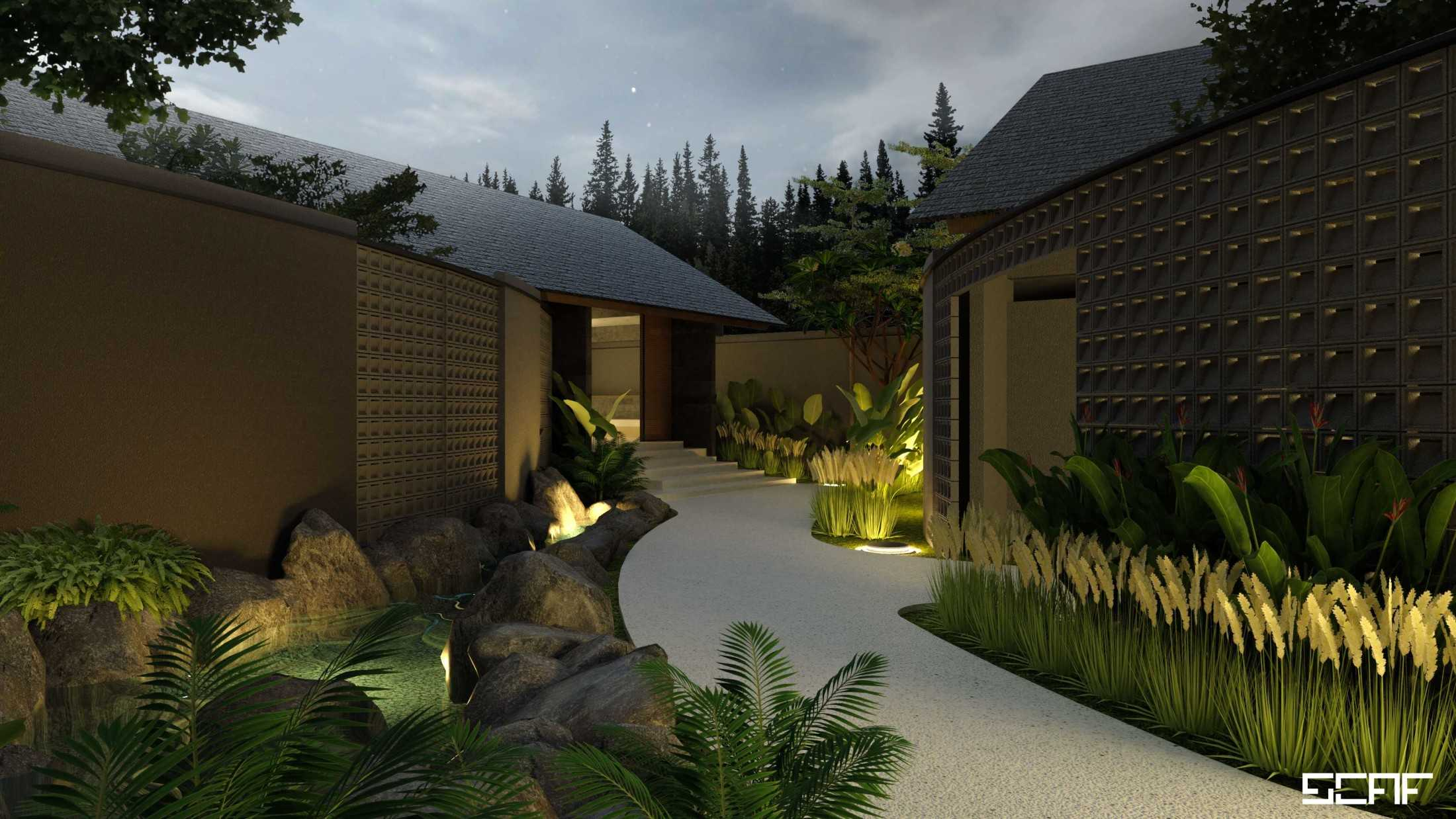 Scaf Studio Villa Rayung Cisarua, Kec. Cisarua, Bogor, Jawa Barat, Indonesia Cisarua, Kec. Cisarua, Bogor, Jawa Barat, Indonesia Scaf-Studio-Villa-Rayung Tropical 121764