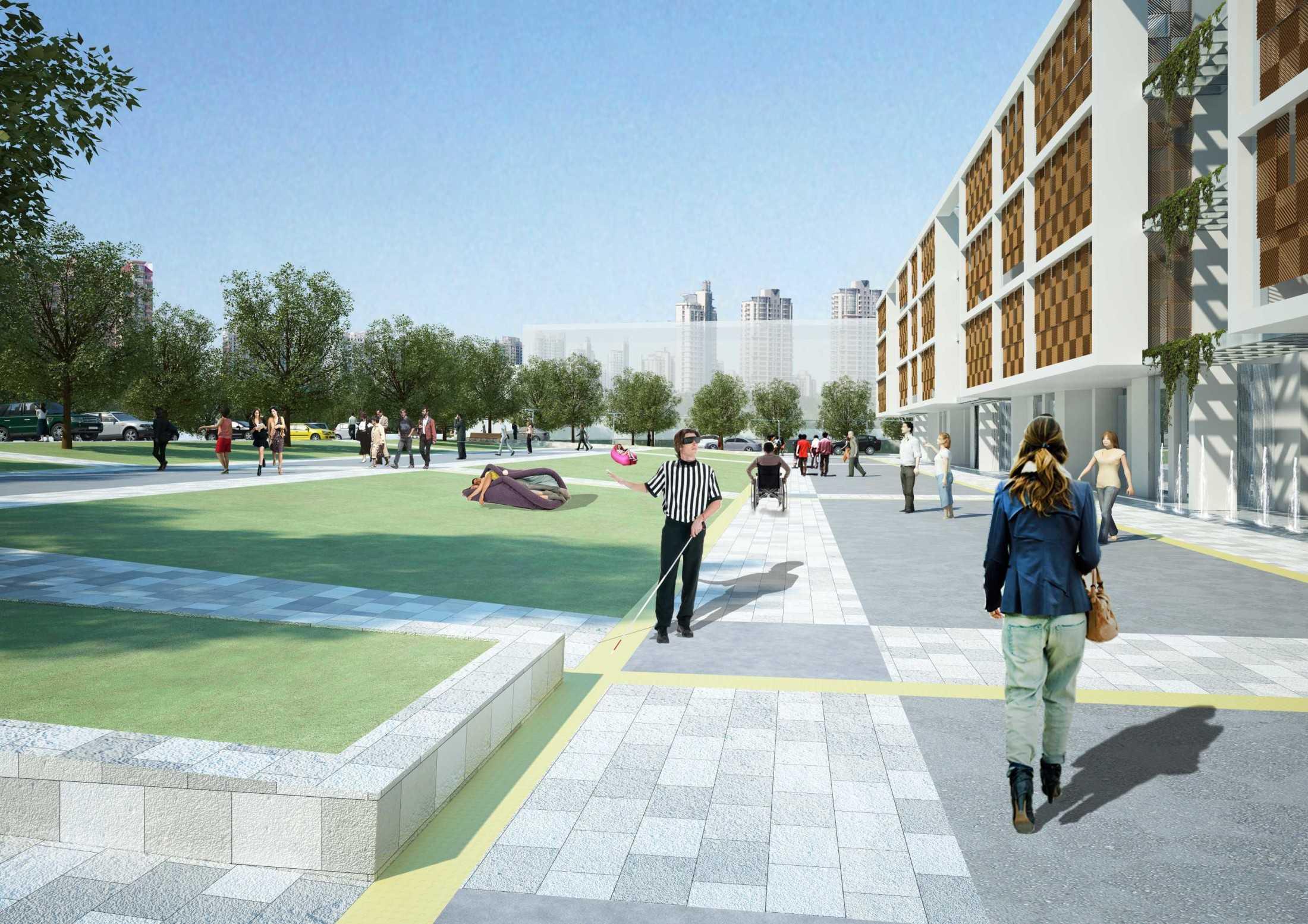 D4 C9 Housing Complex - Madrid Madrid, Spanyol Madrid, Spanyol D4-C9-Housing-Complex-Madrid  102347