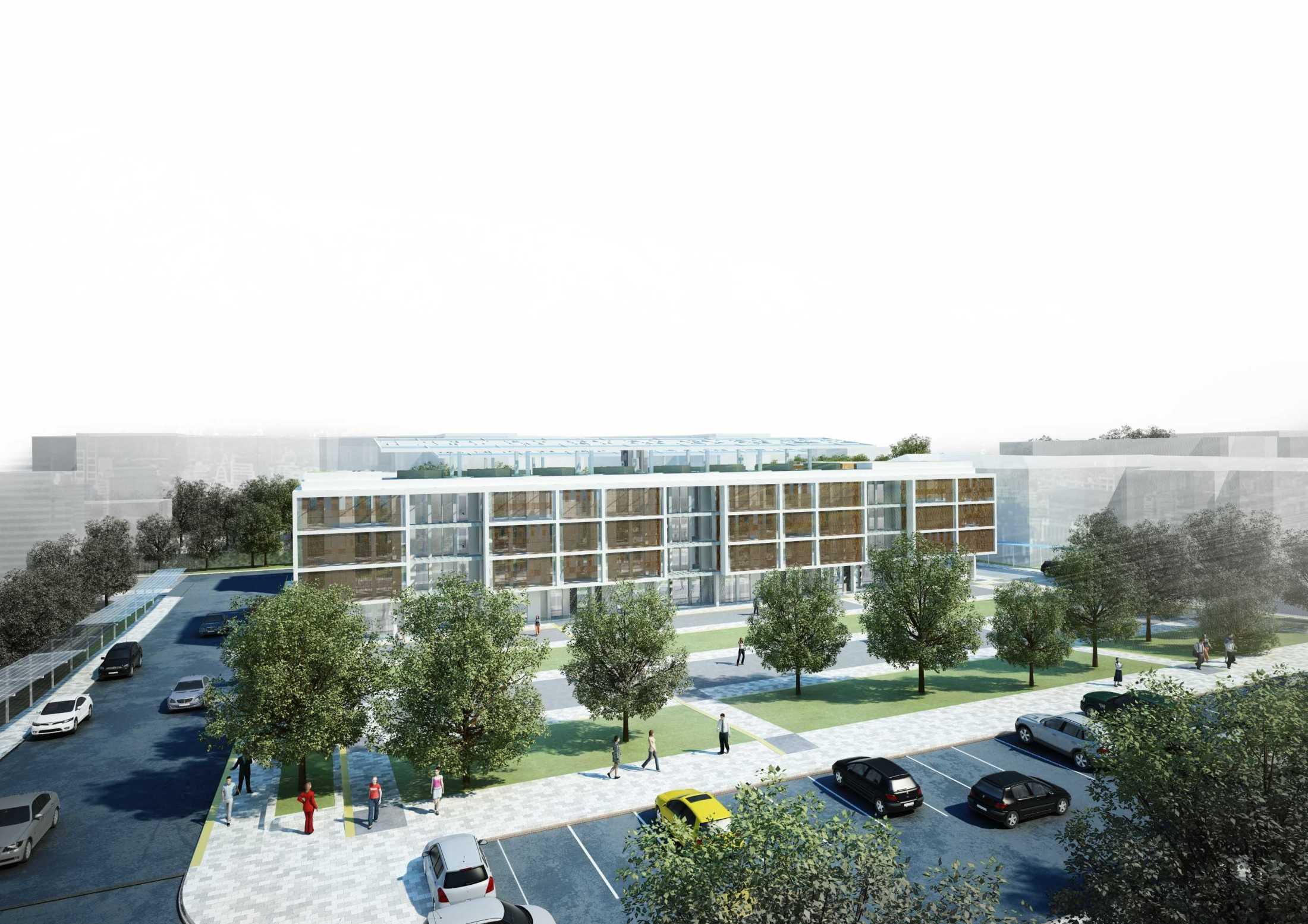 D4 C9 Housing Complex - Madrid Madrid, Spanyol Madrid, Spanyol D4-C9-Housing-Complex-Madrid  102349