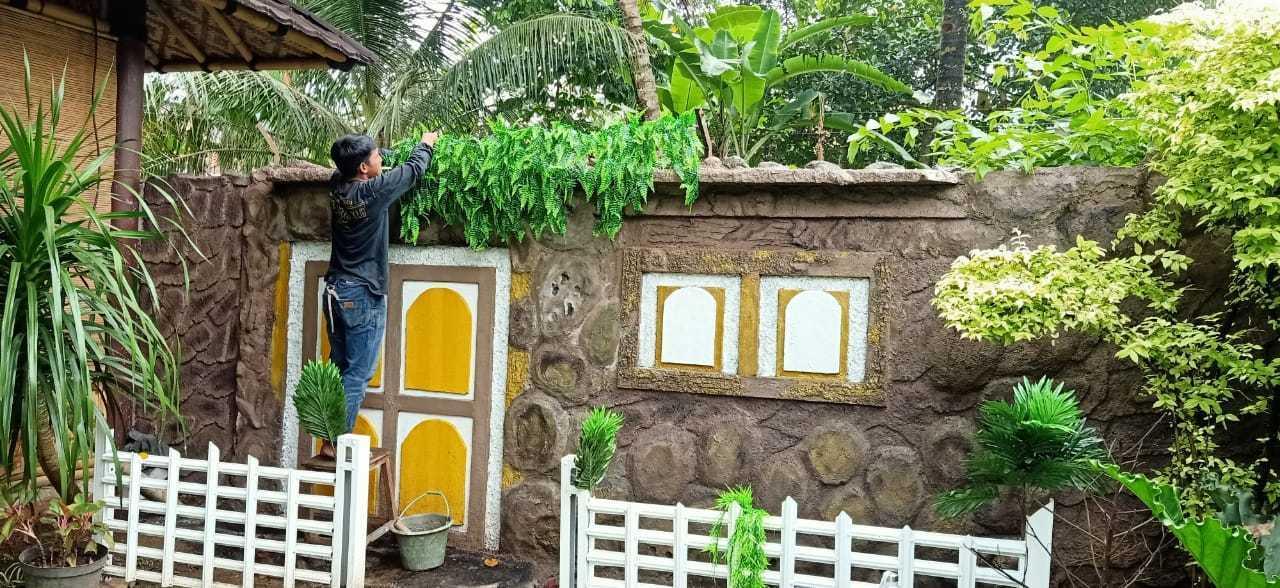 Besttukang.com Desain 3D Dan Pengerjaan Taman Rumah Ibu Nova Jl. Pagentongan, Jawa Barat, Indonesia Jl. Pagentongan, Jawa Barat, Indonesia Besttukangcom-Desain-3D-Dan-Pengerjaan-Taman  112618