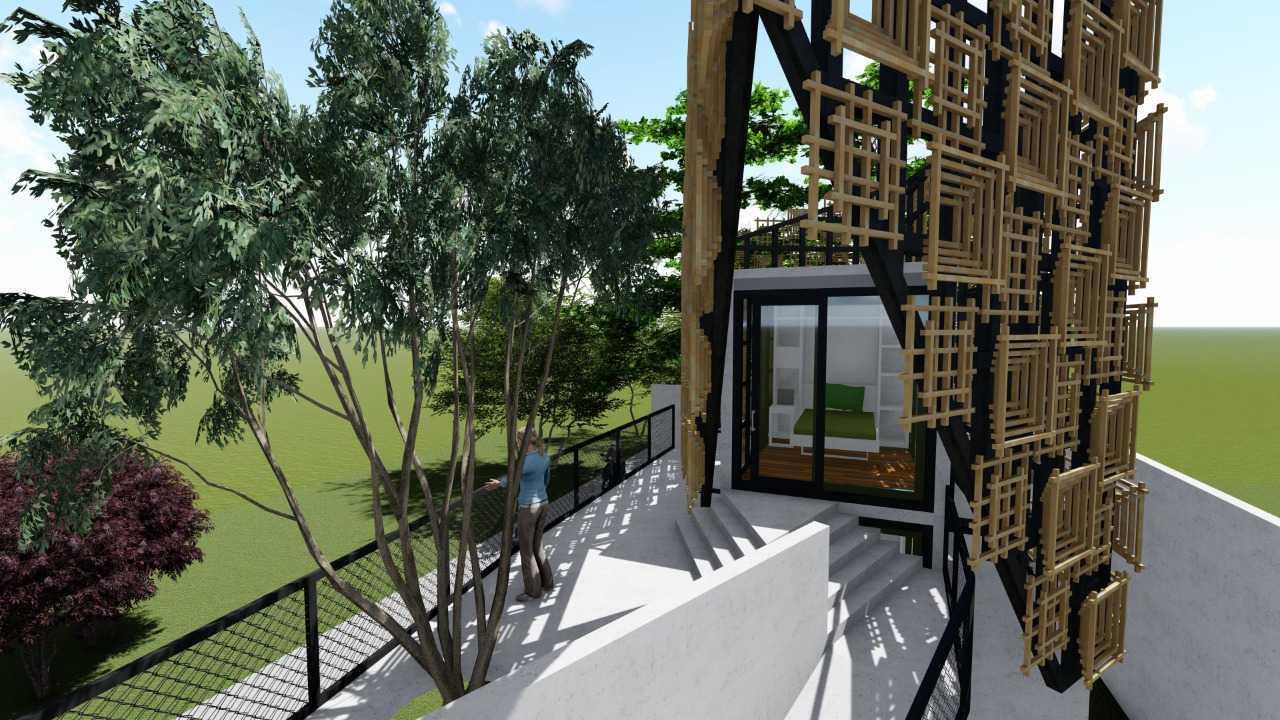 Dadi Studio Pavilion House Jawa Tengah, Indonesia Jawa Tengah, Indonesia Dadi-Studio-Pavilion-House  101829
