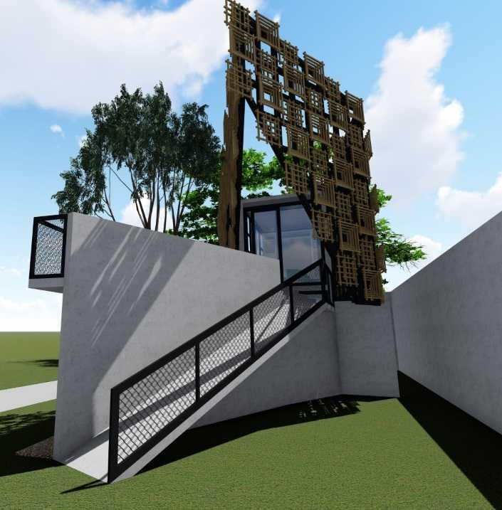 Dadi Studio Pavilion House Jawa Tengah, Indonesia Jawa Tengah, Indonesia Dadi-Studio-Pavilion-House  101830